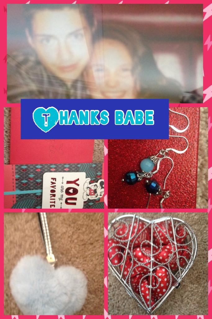 Thanks babe