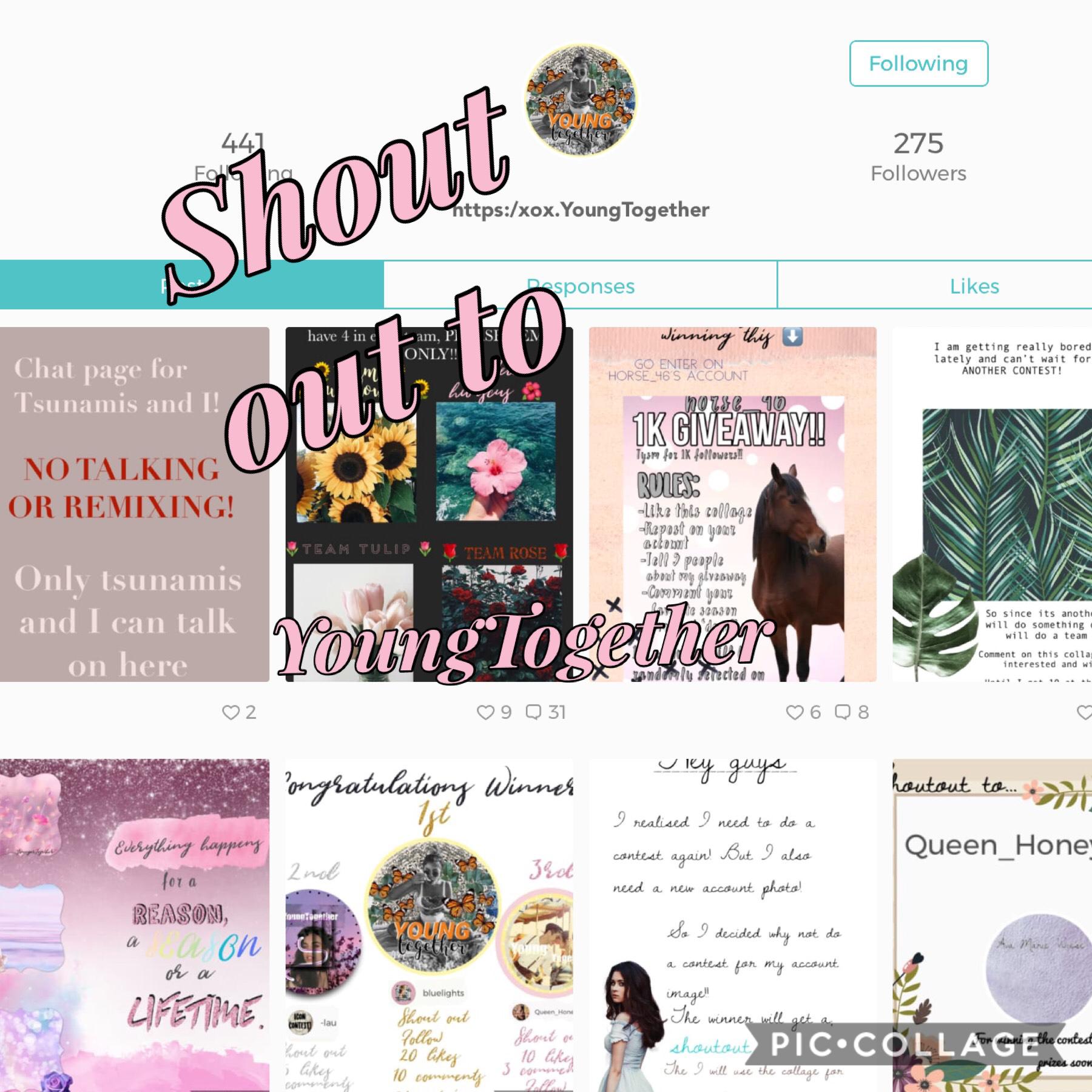 Go follow