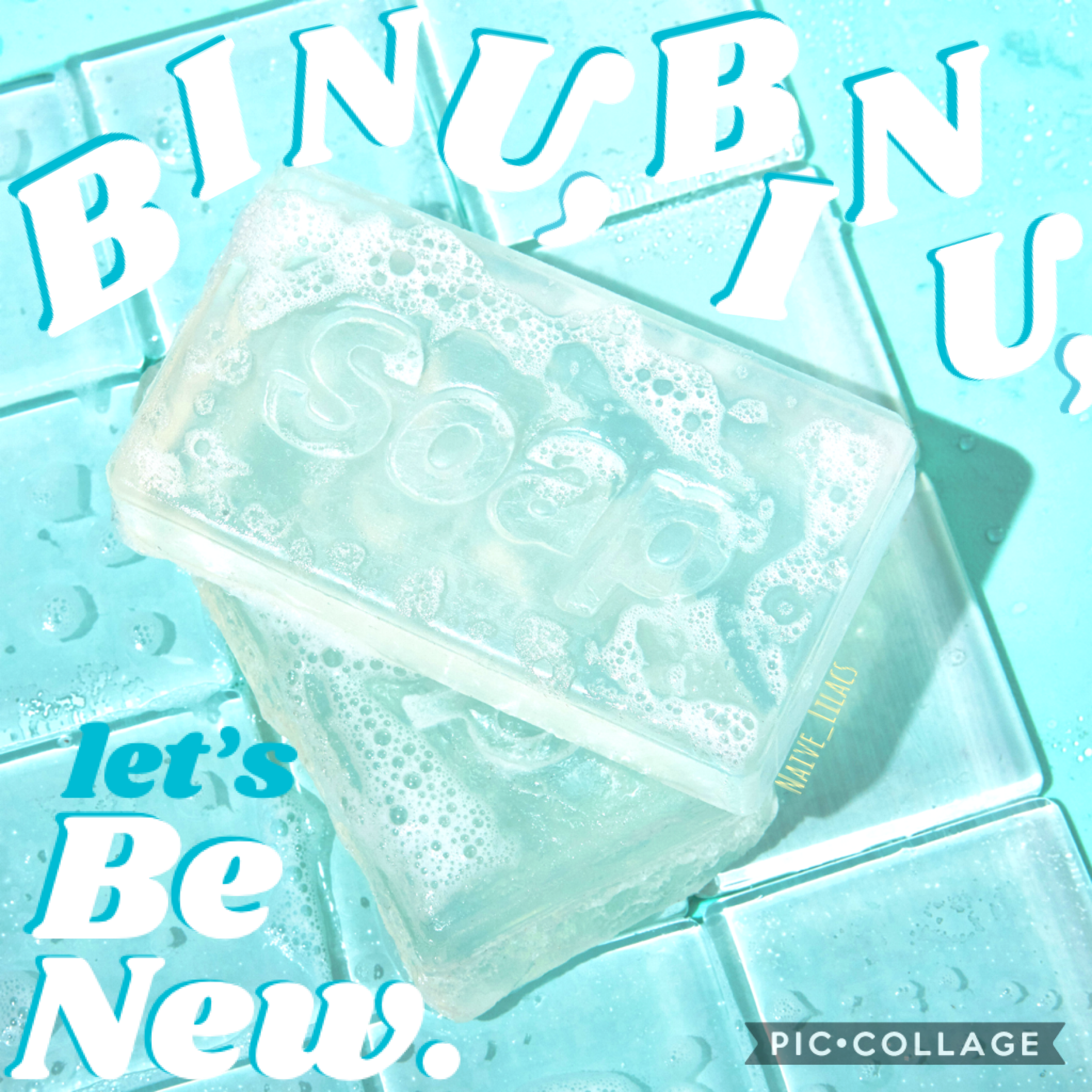 ~ BINU, by: BIBI🧼I'm quite proud of this. I'm sorry for not being here enough. I'm in college now, that's new. If you want, contact me on IG: nats_tired since I don't think I'll be here often in the future.