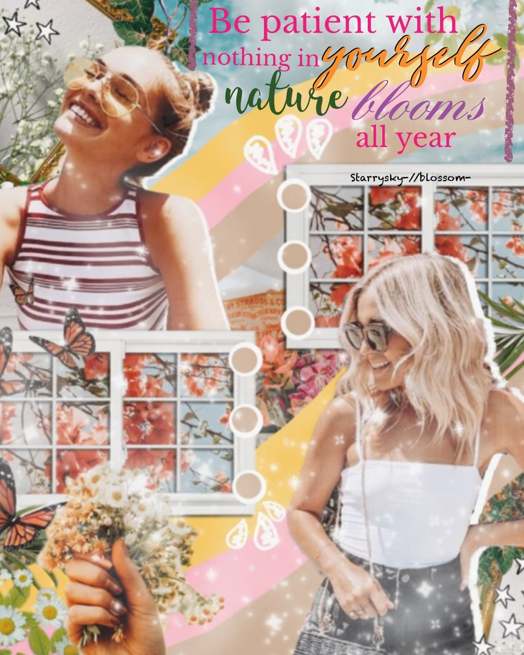 🌺Collab with🌺 The amazing and talented blossom--go follow her rn she's so talented and sweet 😊❤️❤️