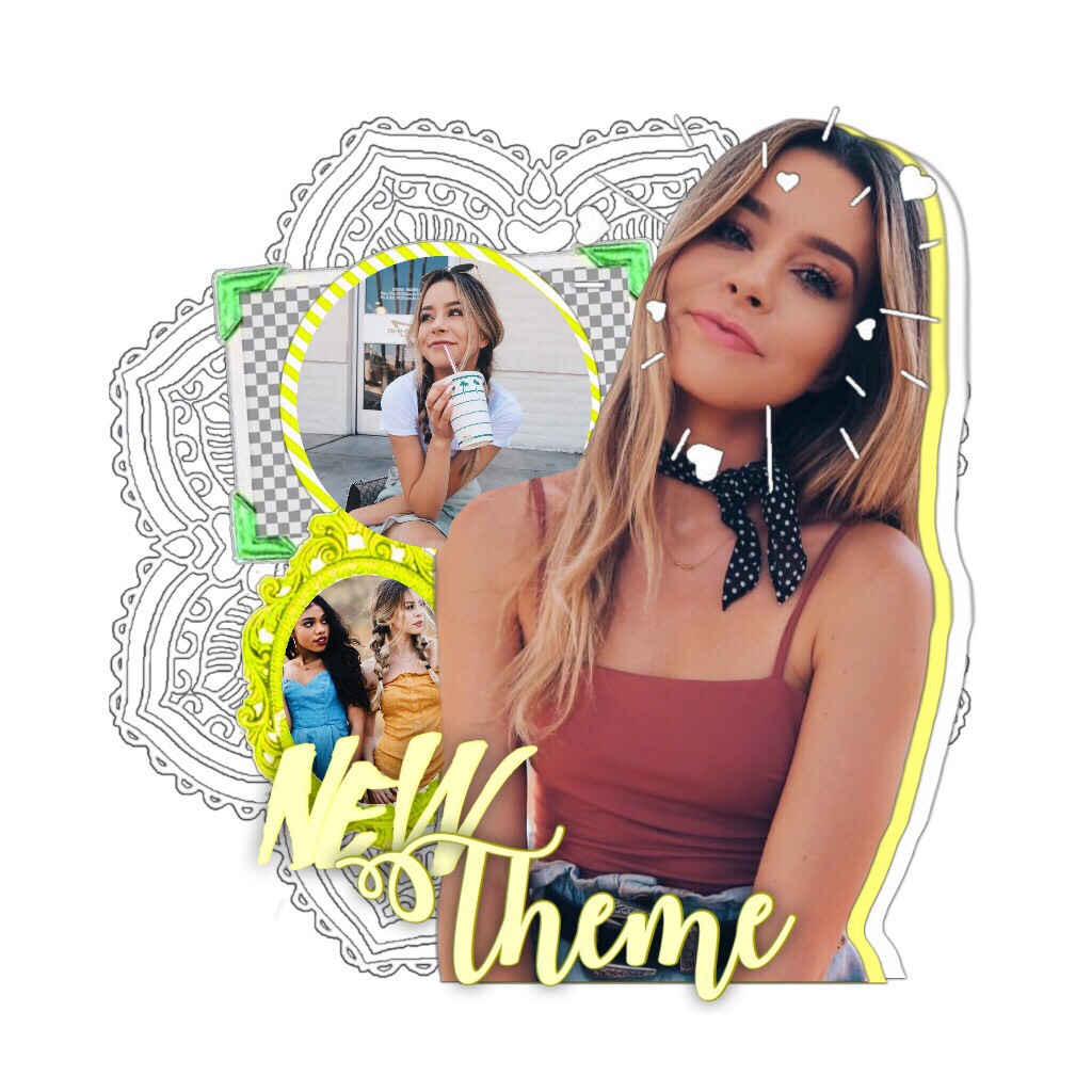 New theme             Next edit is of Beth