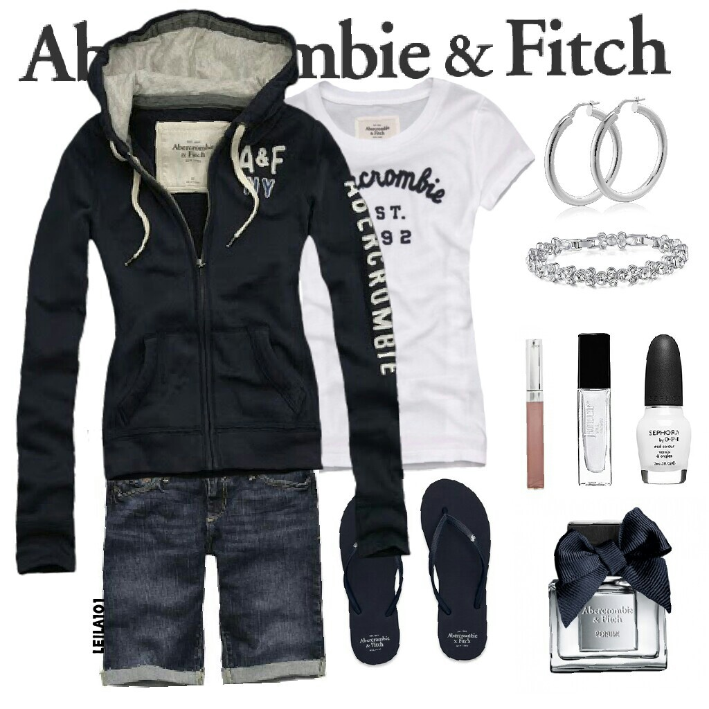 Abercrombie and Fitch! ♥ my favorite clothes designer! Respond yours along with a theme for an Outfit! ☺