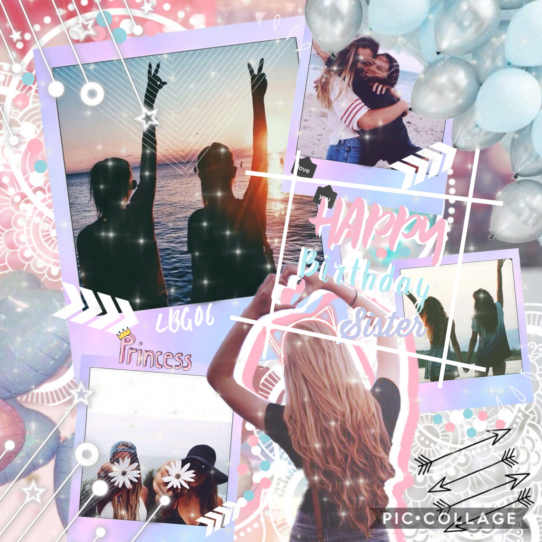 💕TAPPP💕  YAY ITS MY LITTLE SISTER'S BIRTHDAYYYYYY!!!!! 💕💗🧁🎉🎈🎀😘   Q// favorite month of the year? A// February Bc it's my birthday month and July because it's the middle of summer!! 💕  XOXO💕🧁💗