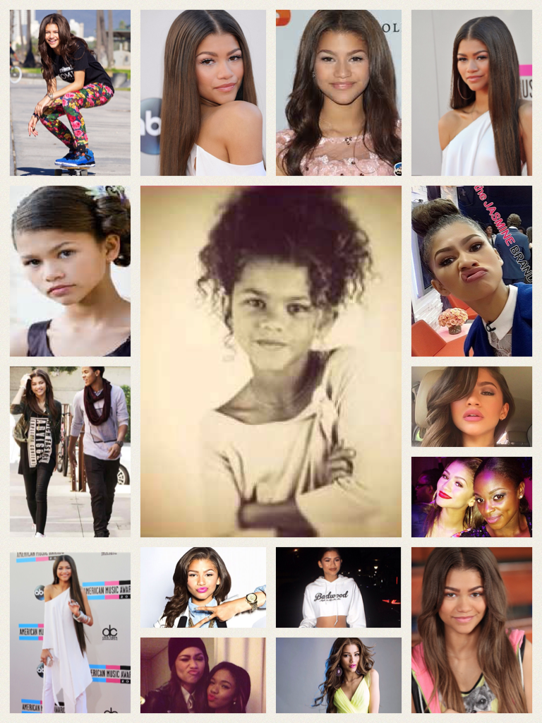 Zendaya my idol ,with or without friends,with or without having fun, she's always her no matter what ever happens she will always still be my Idol