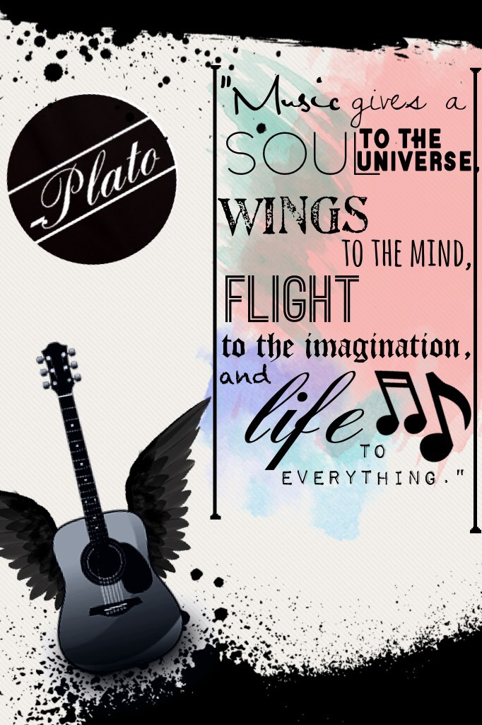 Music! >Tap!<💜