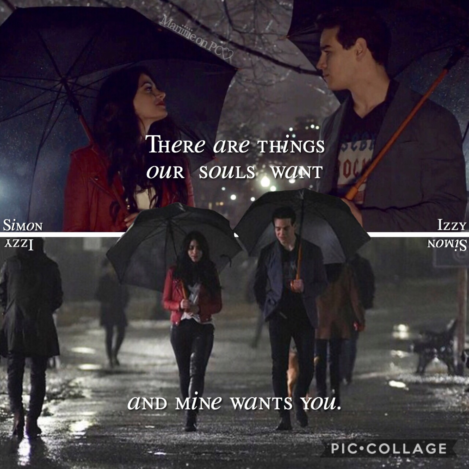 ➰- T A P -➰  This is a Sizzy collage I made a long time ago... Tell me what you think about it!😊  Also I will not be as active as I am currently bc I'm going on vacation and I would be harder to edit...😕  QOTD - Climon or Sizzy?  AOTD - Sizzy of course❤️
