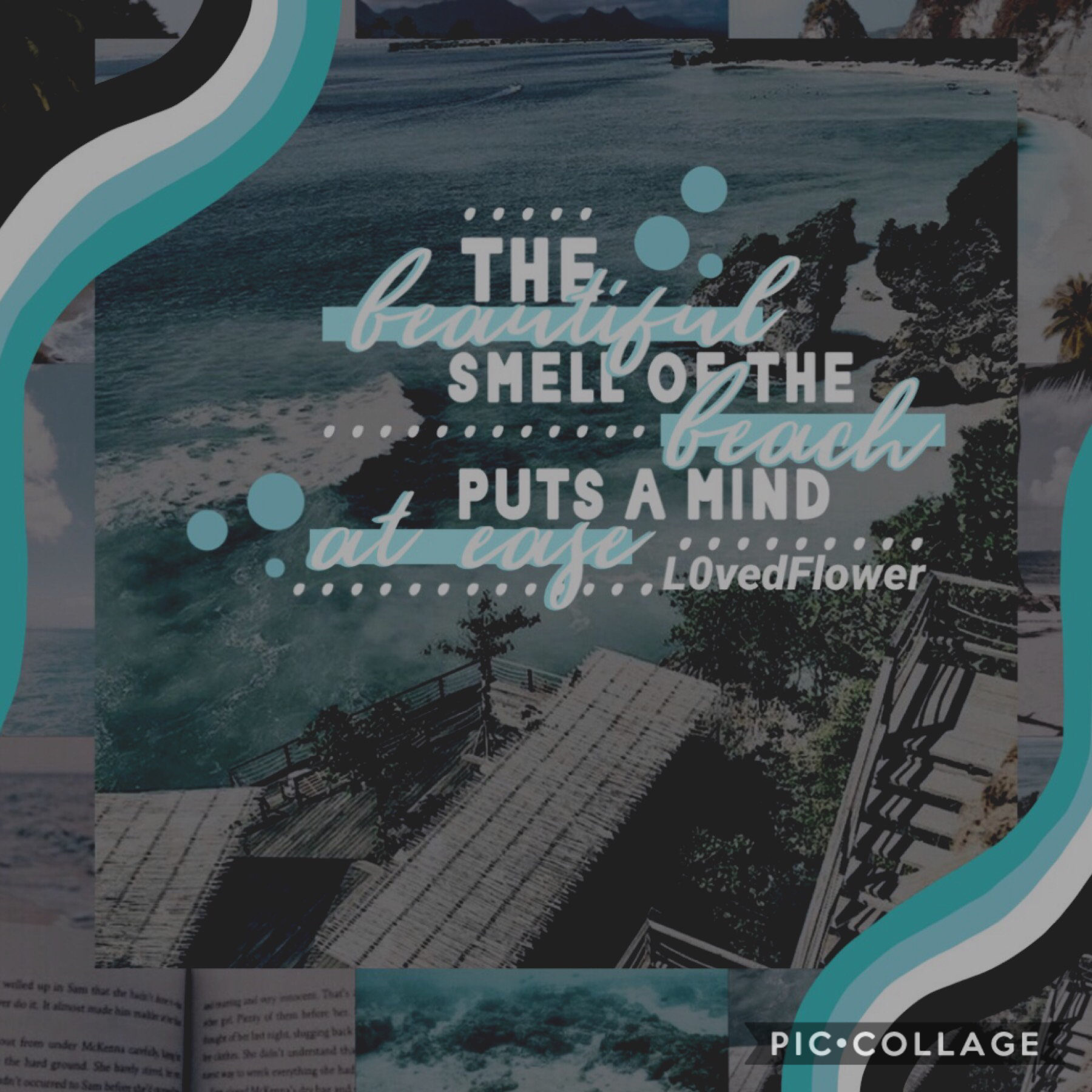[click] Entry to a games. I had to change the quote to my own words and so I have :)) My theme was ___beach___ hope y'all like this