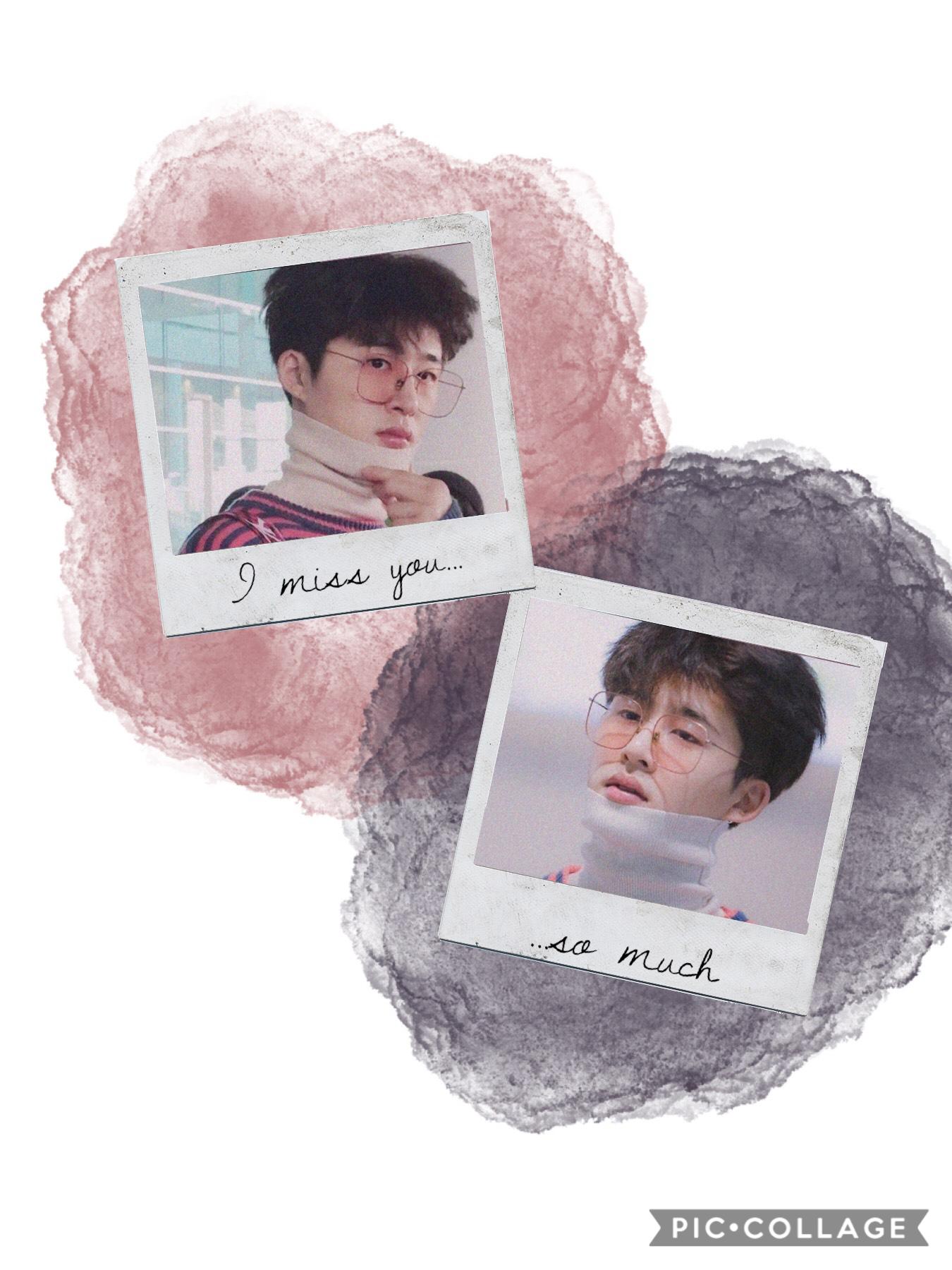 ~ 🥭 ~  This is waaaaaaaay to simple but at least it's Hanbin... anyone else miss him?