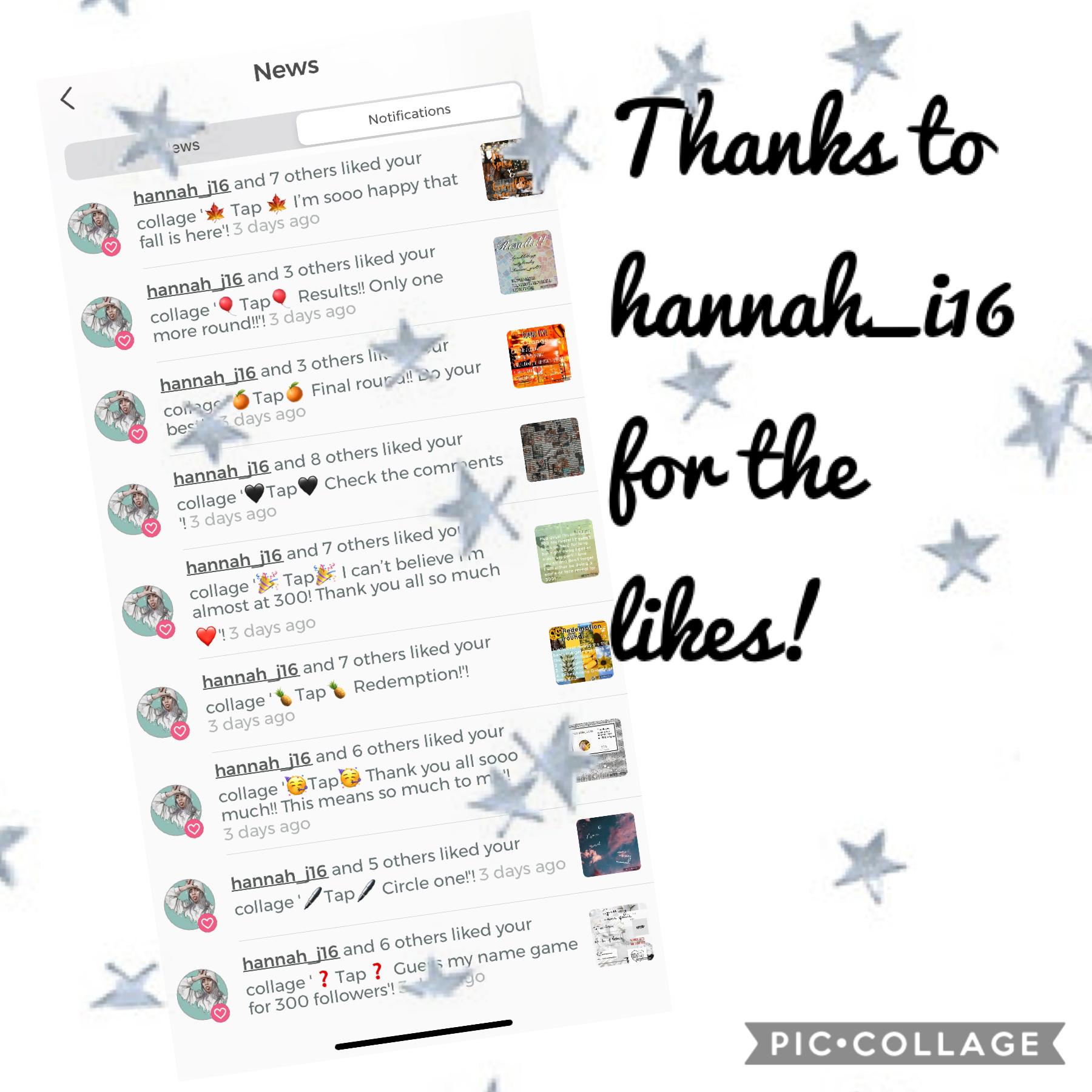 ⭐️ Tap ⭐️   Thanks hannah_i16!!