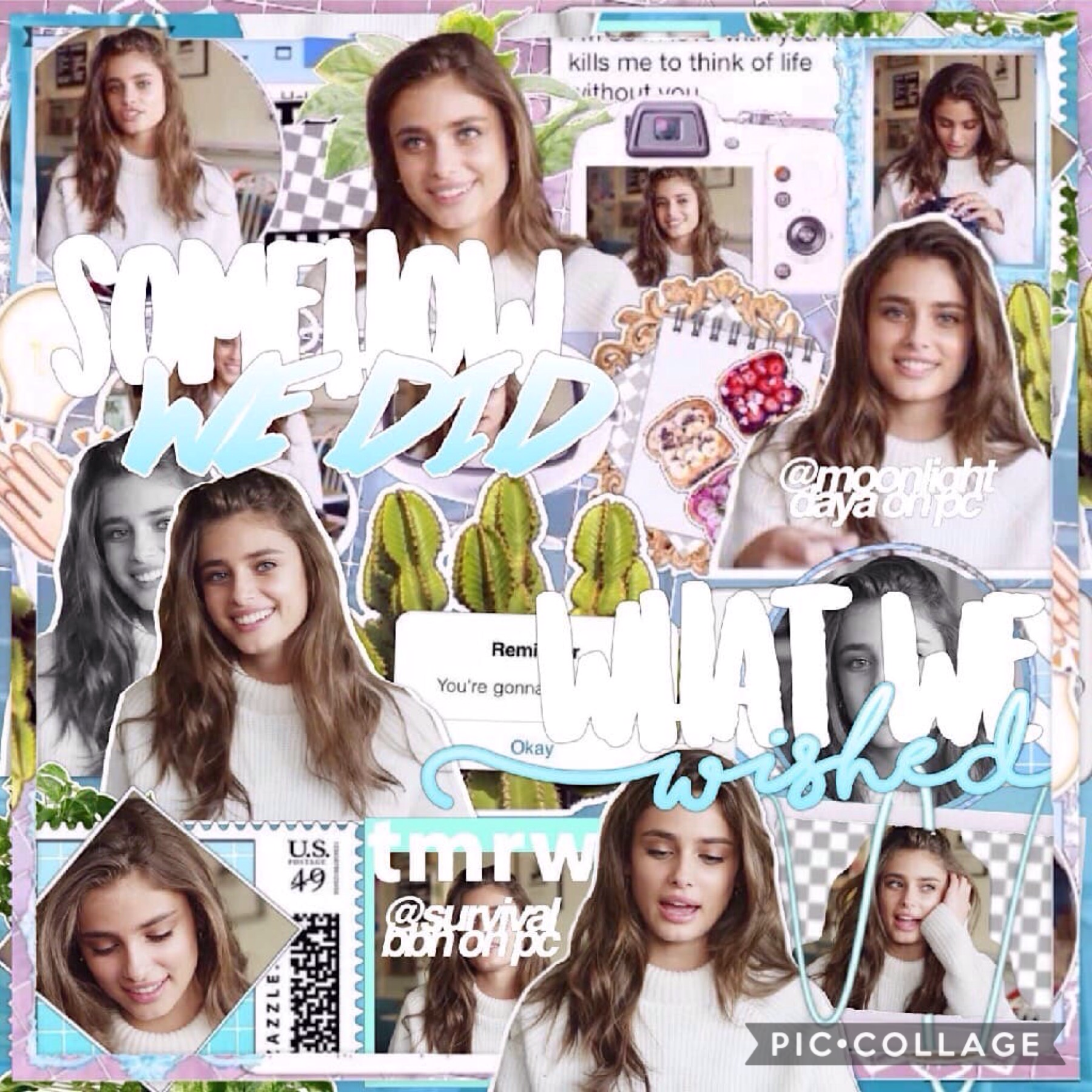 collab with #marsey!!😇👏🏻 omg i'm so happy about this one!💖 It came out so good🌊I always love collabing with you girll💘