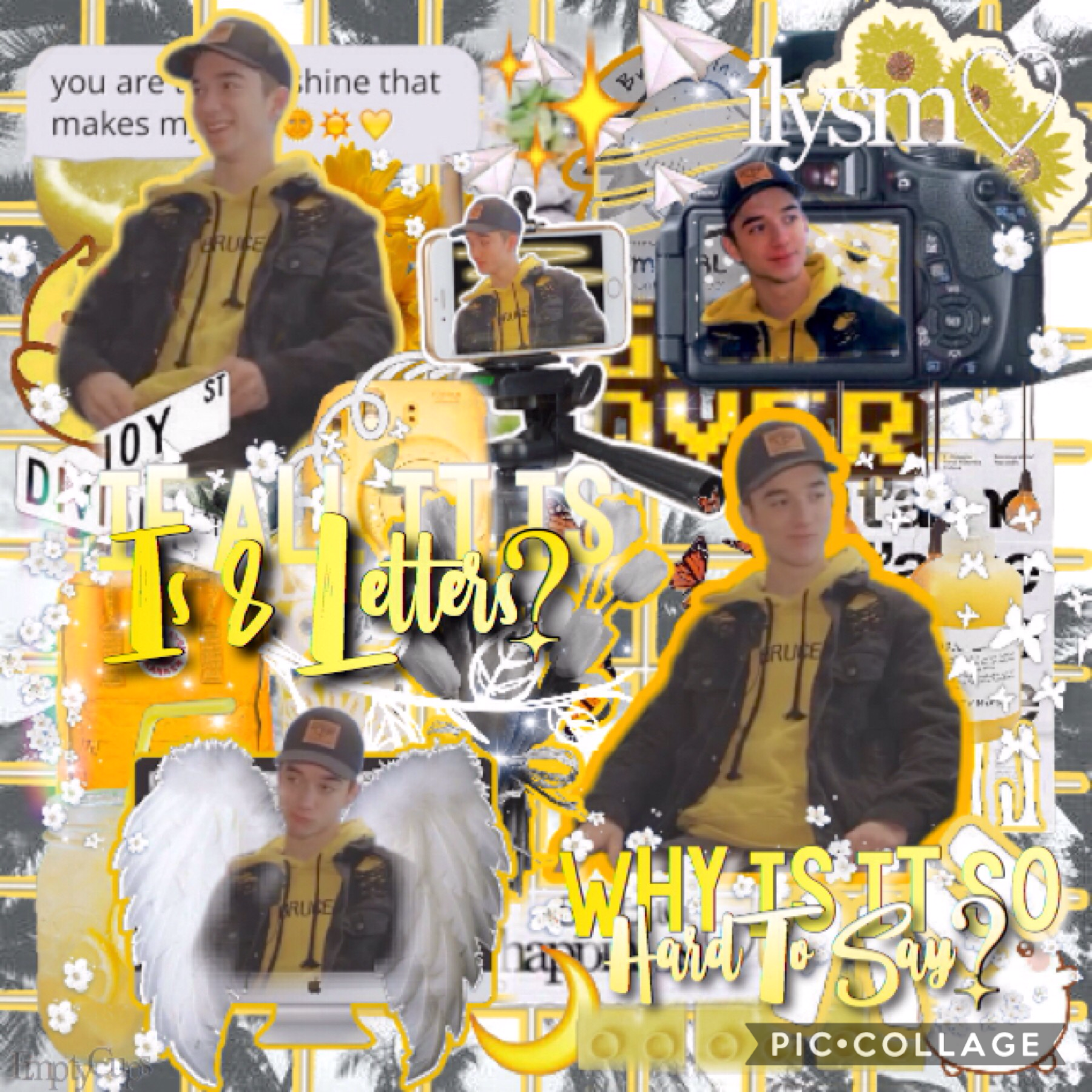 8 Letters? ✨ Click Finally decided to make a WDW edit for @limelightforlife @queenfashion121 -Please tell me what celeb to do next!- Song OTC: 8 Letters Artist(s): Why Don't We