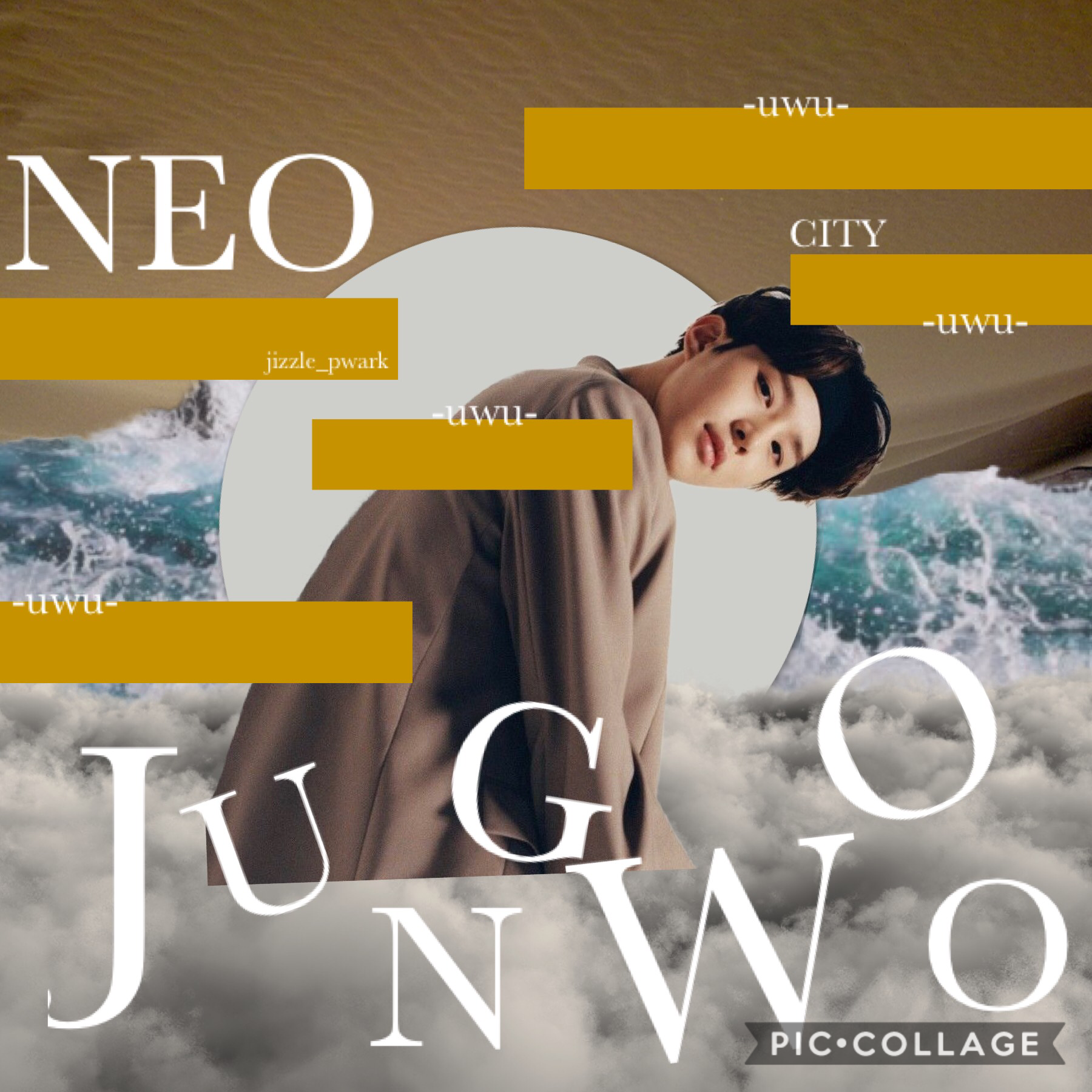 Jungwoo Edit inspired by the amazing @1LLUS10NS!