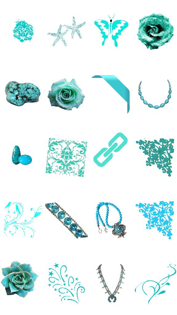 Turquoise Pngs