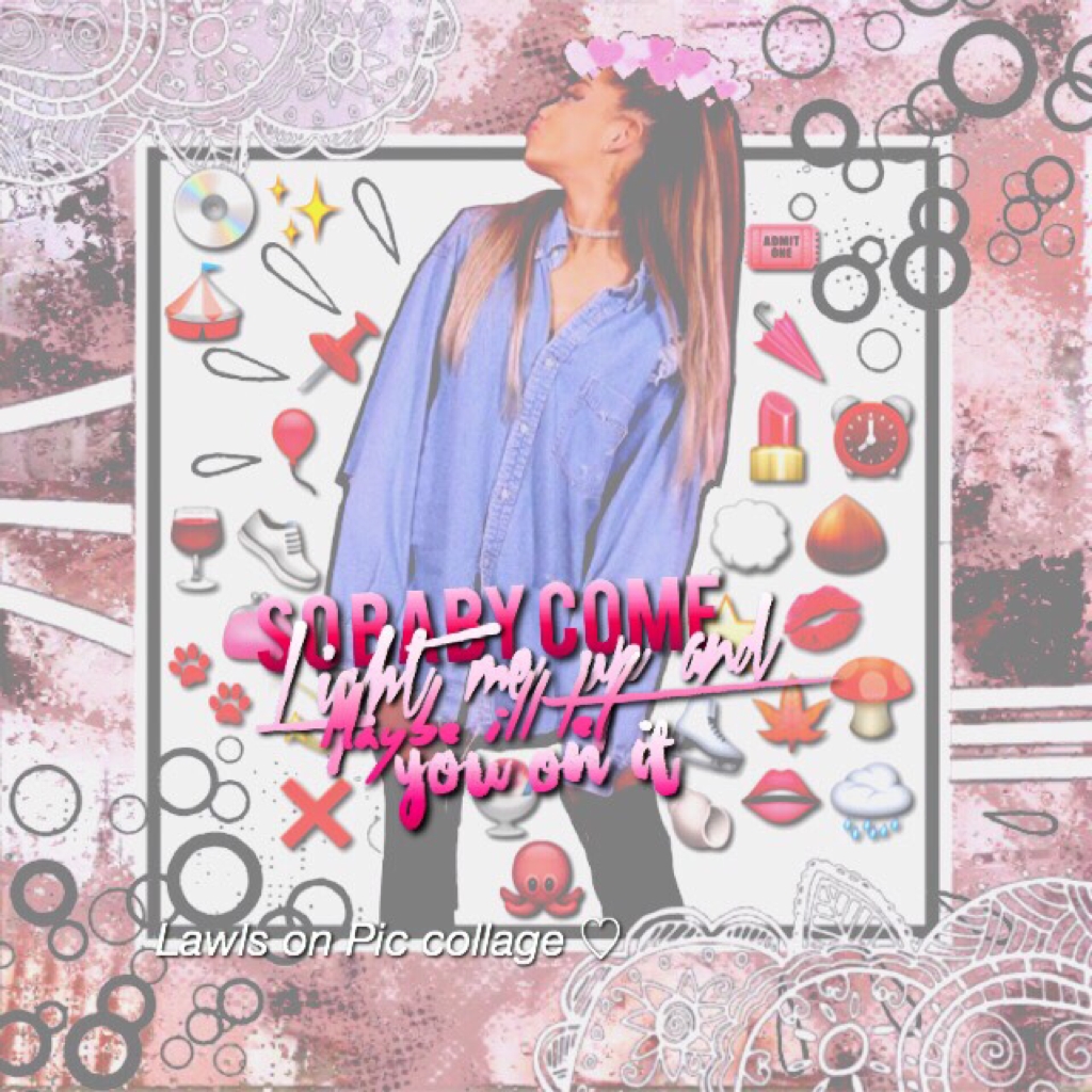 Hey 🤗💕 I'm back and this is my first edit coming back! 💜☺️ I'm so exited now that I'm back💫happy birthday to Ari btw 🌸 Rate 1-10 ! xx Ariel 🌟💕