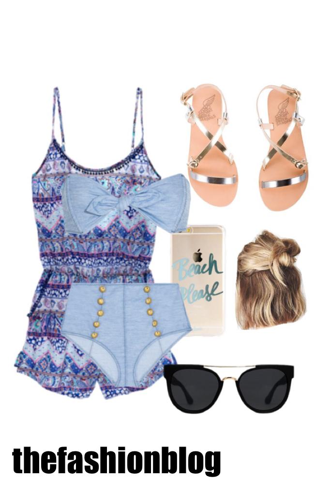 ~beach day~