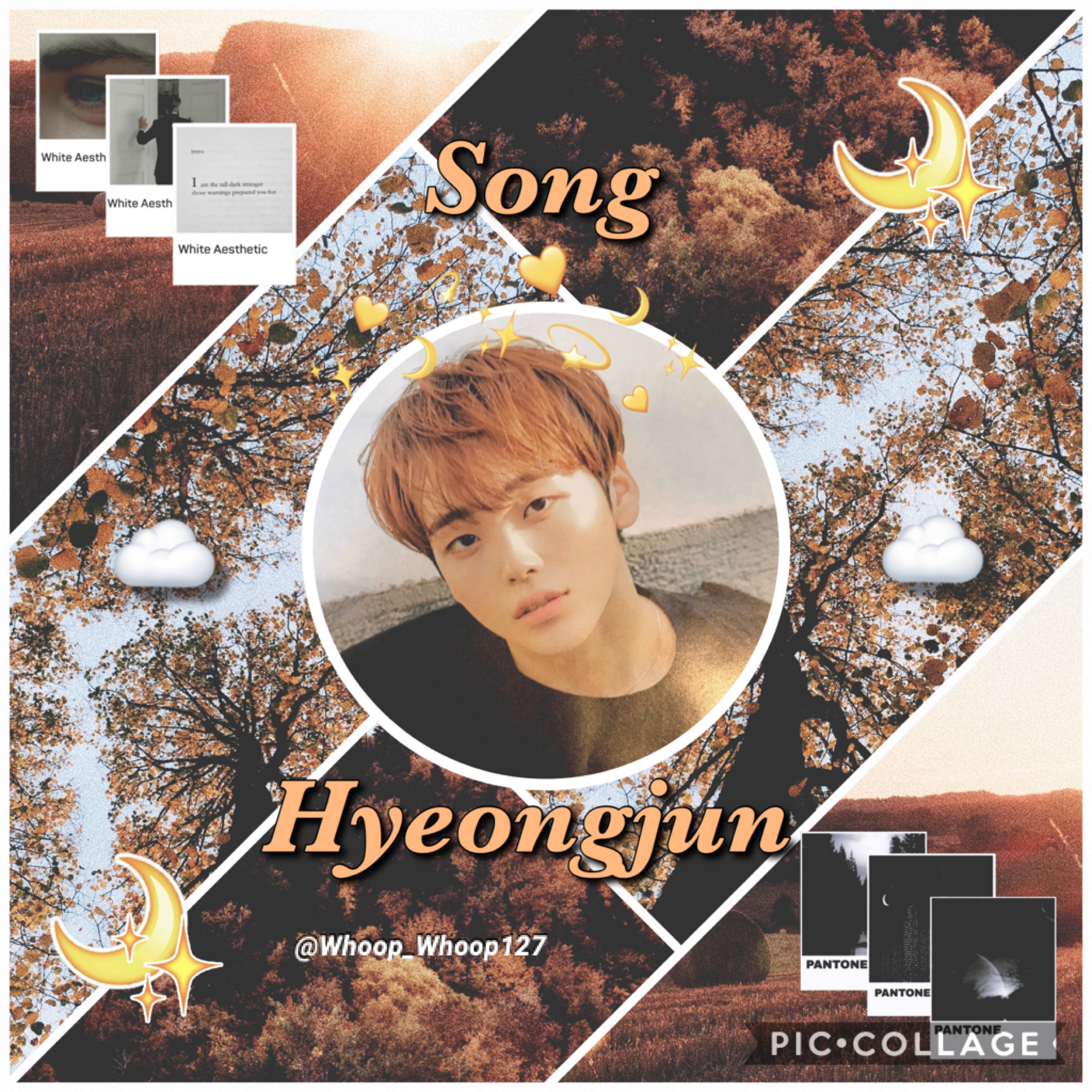 """•🚒• Ok guys don't come after me ik I posted this edit on @Kpop_Birthdays. Anyways I made this edit for X1 Amino and bc it's baby Hyeongjun's bday🥺💞 Thank you guys for 700 followers!!!❤️ also my likes are like """"it's going down, I'm telling timberrr"""" but eh"""