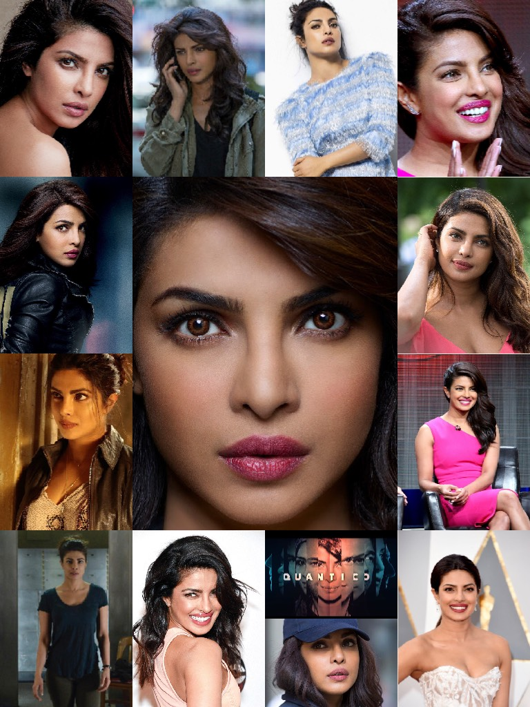 #PriyankaChopra (Click Me!) I honestly think Priyanka Chopra is one of the best Bollywood AND Hollywood heroines ever. Also, anyone watch Quantico? Comment down below!