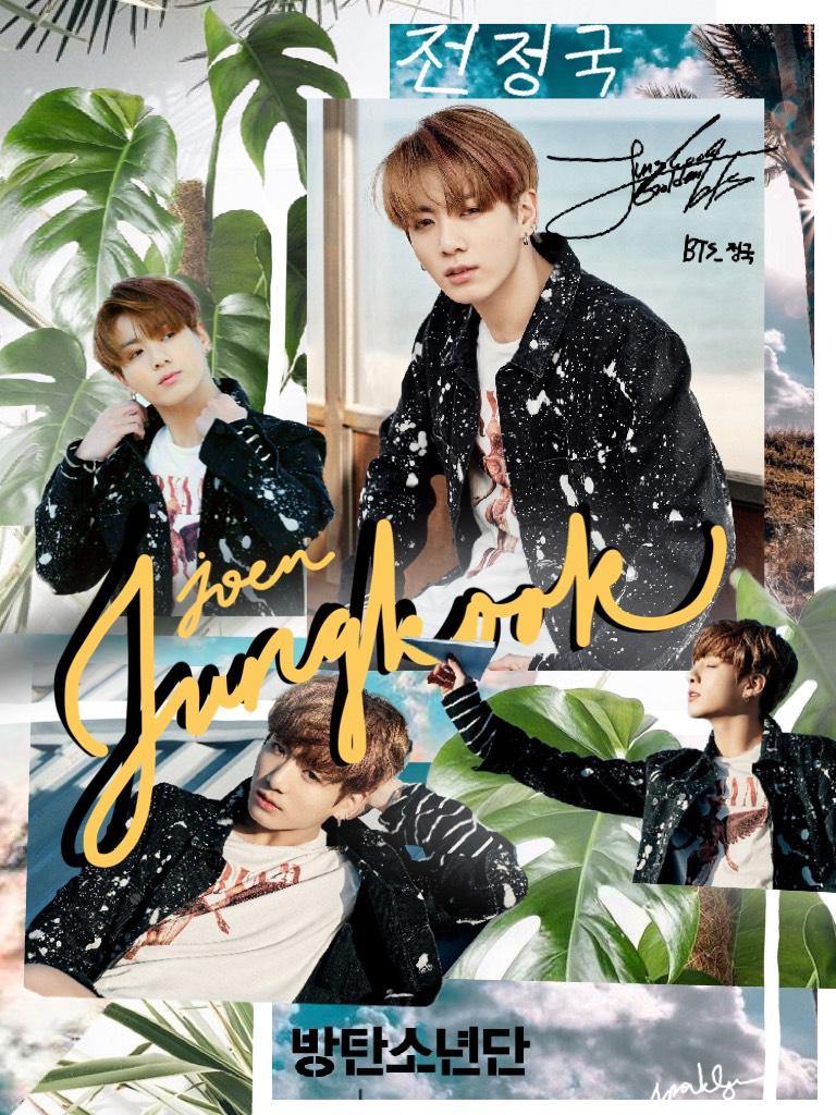 ❤️ Jeon Jungkook Entry to itsdrea_ 's contest
