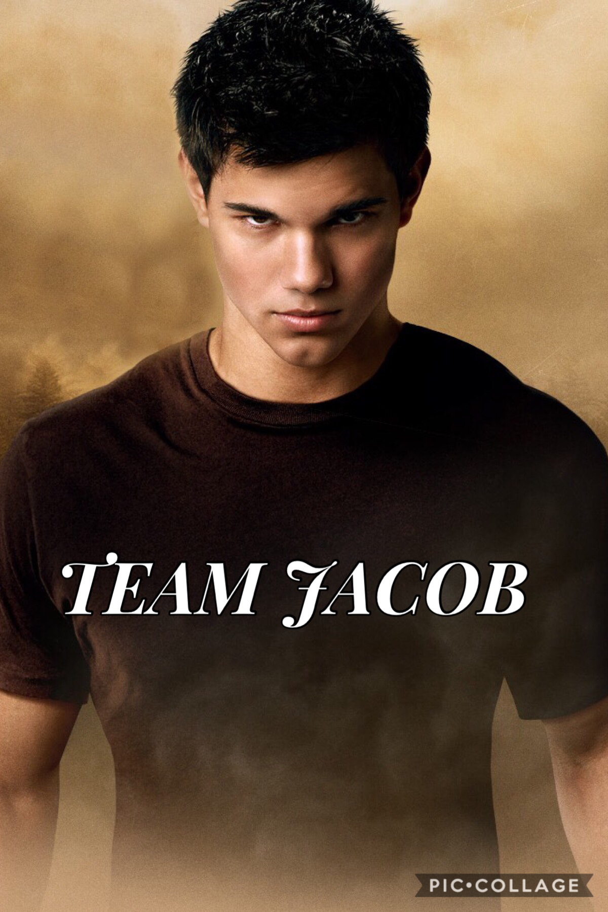 TEAM JACOB!🐺❤️