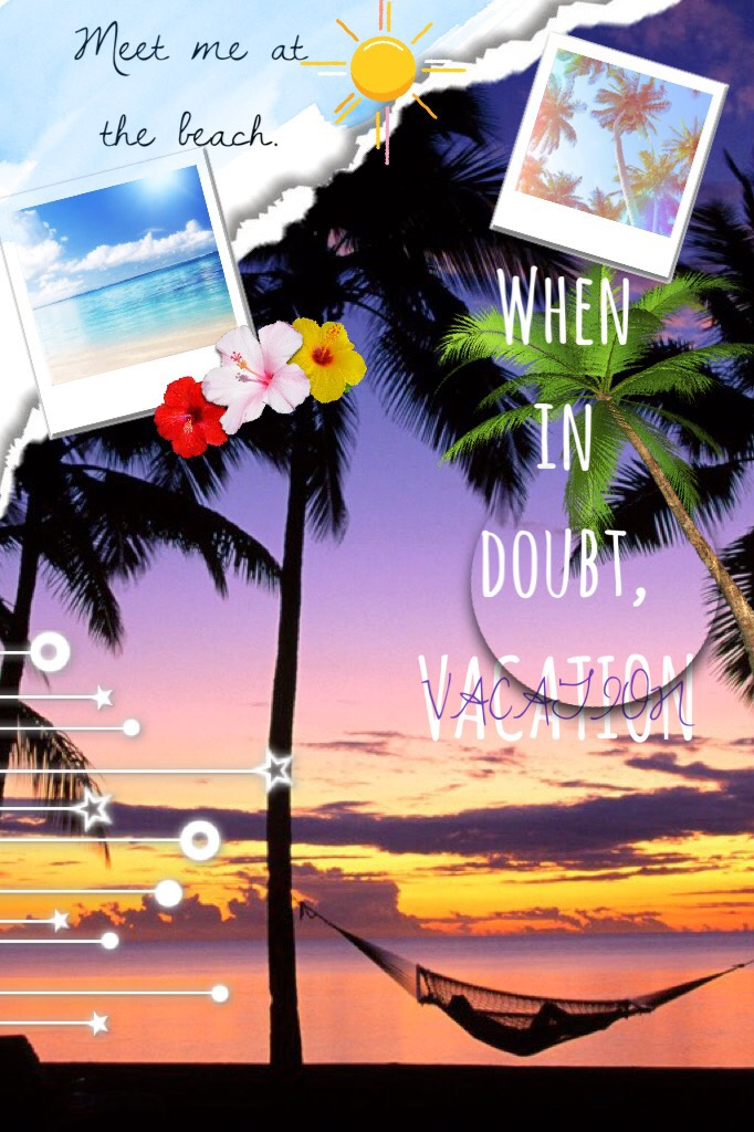 🏝Tap☀️ Rate /10. I like what I'm doing with the little photo thingys. Any more ideas for summer quotes?