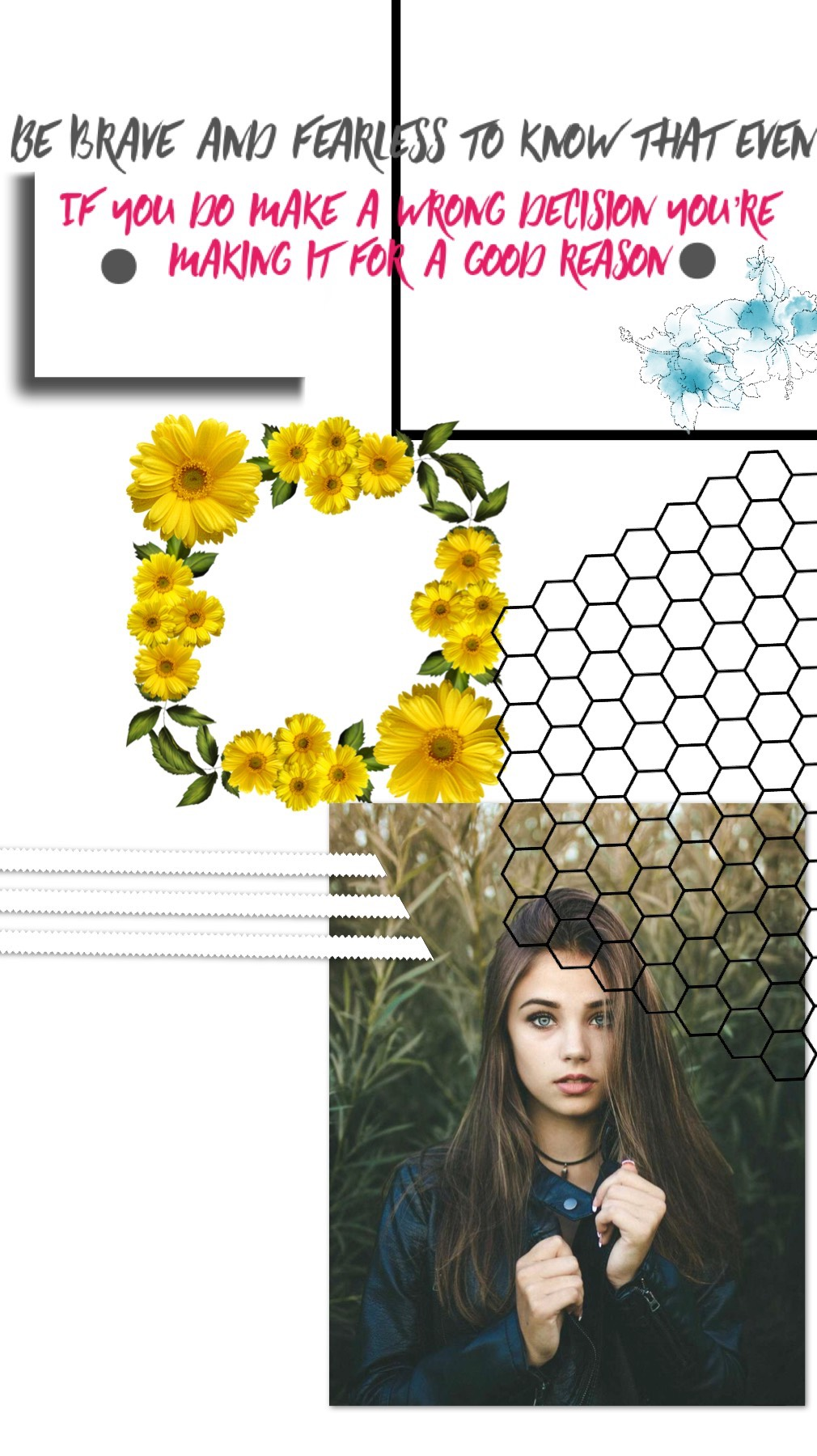Collage by makethisworldyours