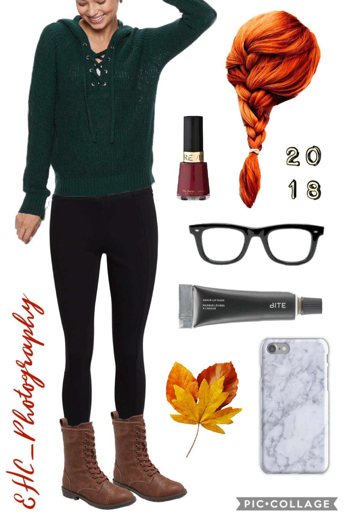 Happy Thanksgiving! 🦃 🍽 🍂 I wore some of this, but I didn't have time to paint my nails. 😅 It was sooo cold out. 🥶 I missed the parade, but I might rewatch parts of it on YouTube sometime. 😆 This is late cuz I fell asleep earlier... 😑