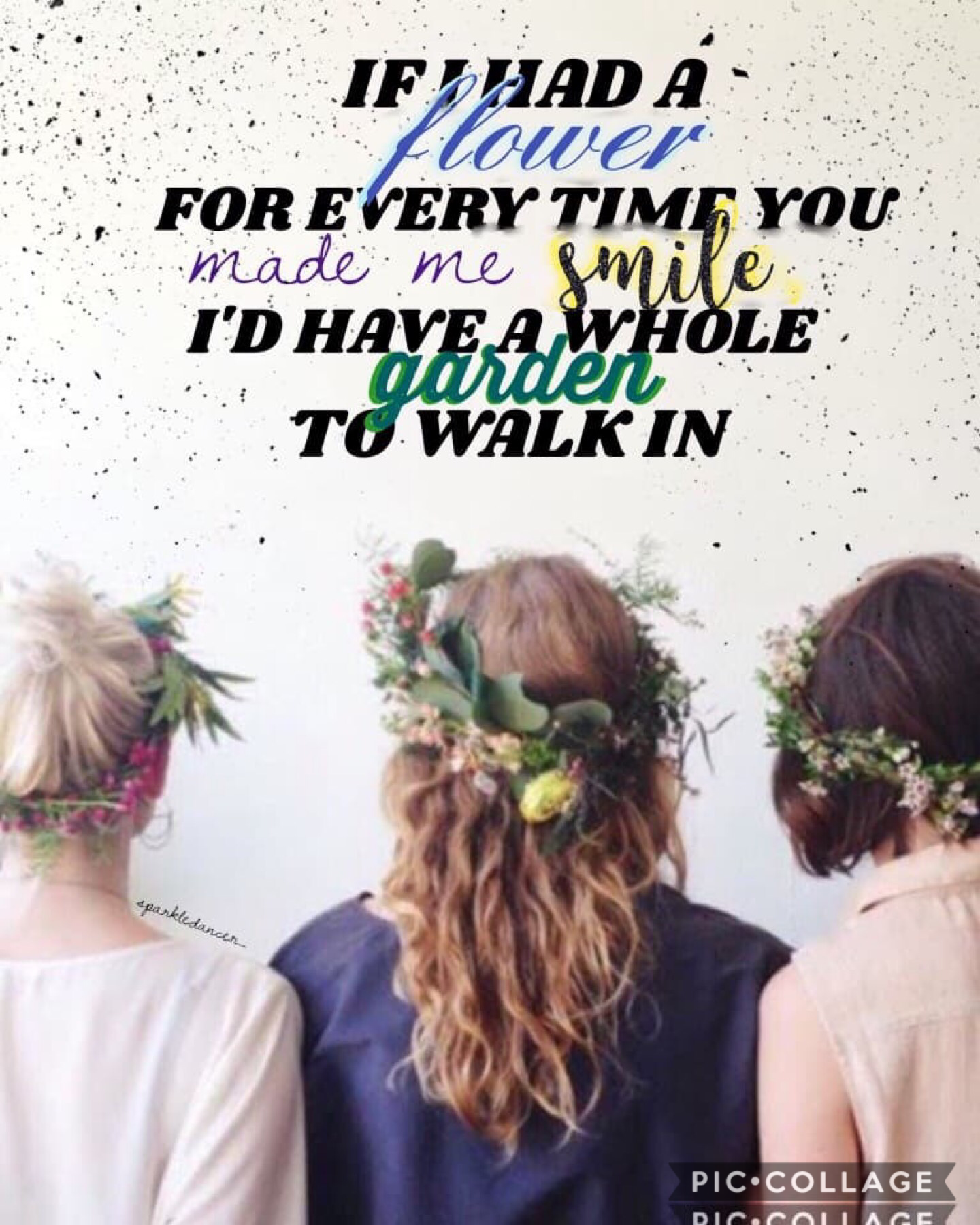 Hello!😝 I really like this quote!❤️😁I'm about to go on holiday, and I don't know if there is wifi there so if I am not posting, that's why🤞🏻🙏🏼😘😄🤪 QOTD: What's your favourite type of flower?