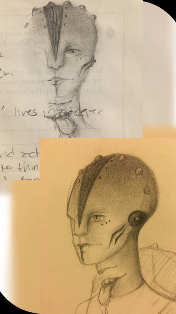 Can I interest you in a lesbian alien that vaguely resembles gwenyth paltrow in the top picture