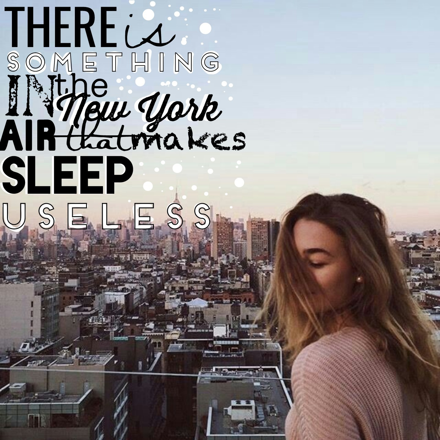 New York is my favorite city!!❤🗽Qotd: Did you've ever been to New York?? Aotd: YESS!