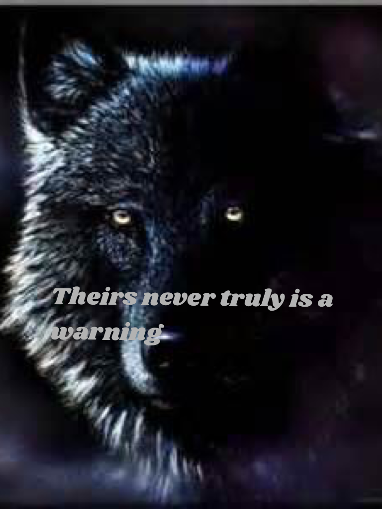 You shuld be careful with who you trust