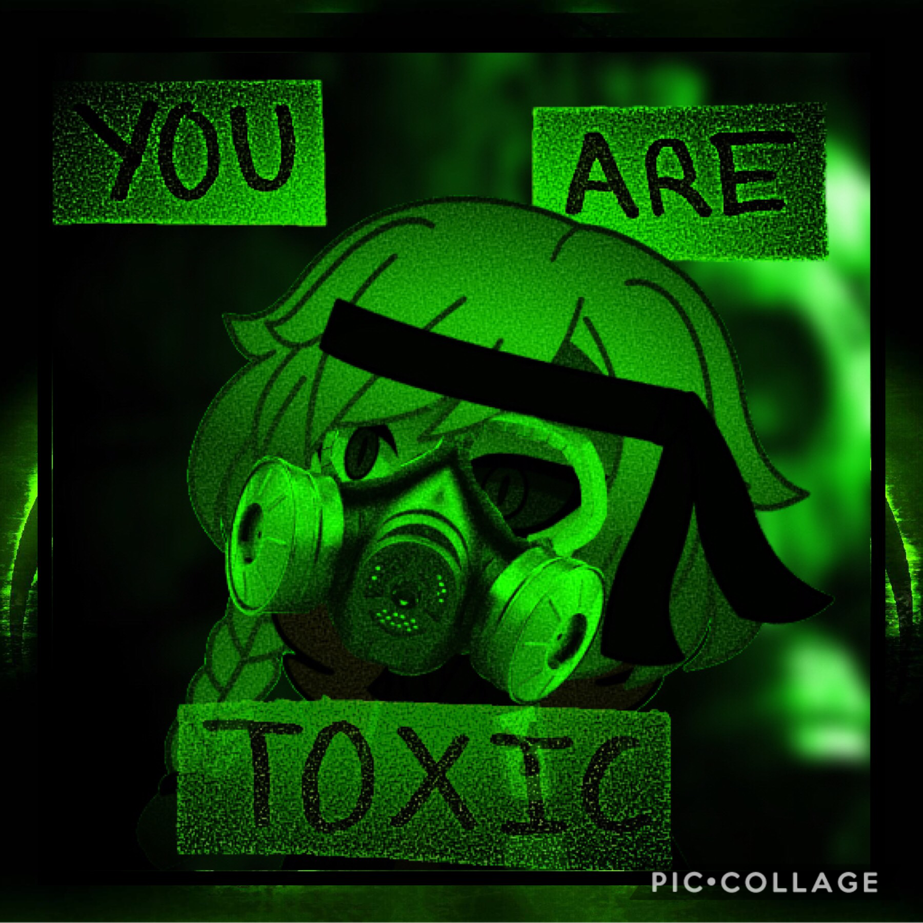 Gâcha Life Toxic 😍