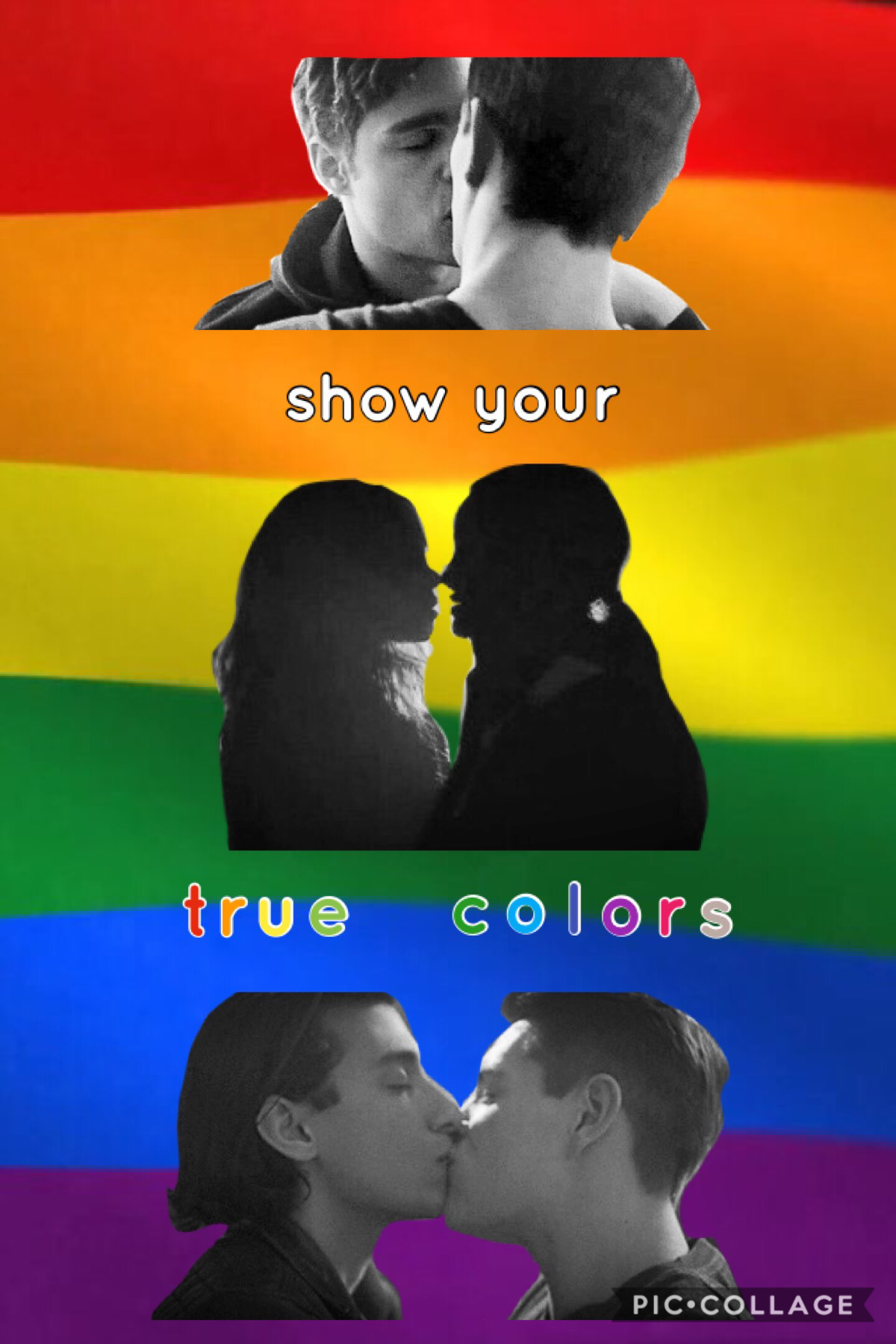happy pride month!! ❤️🧡💛💚💙💜