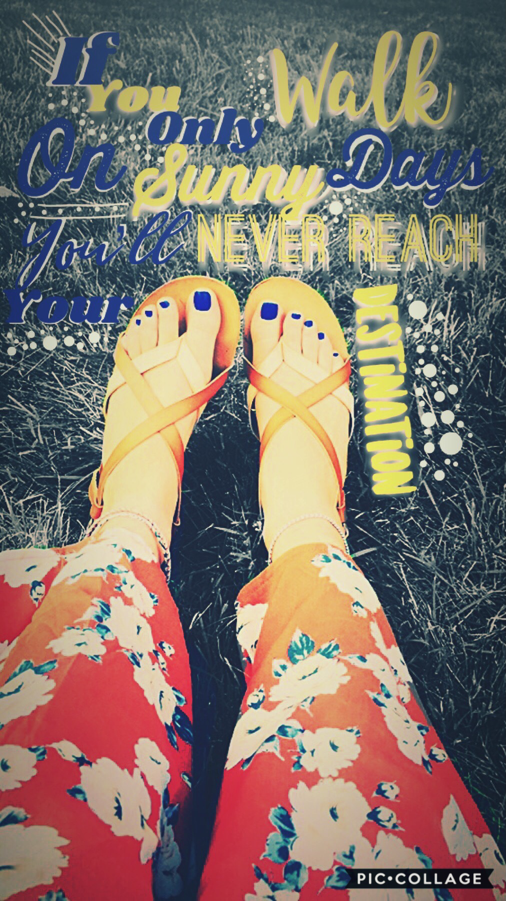 Tap!! Hey y'all! That's my feet! 😂 What do y'all think? Join my icon contest!!! And follow BeachCraver cuz yeah just cuz