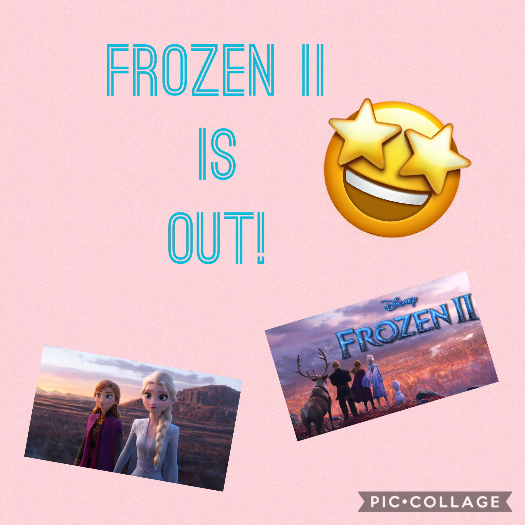 So exiteeed! Check it out and give the pic a ❤️ if you're a Frozen Fan!