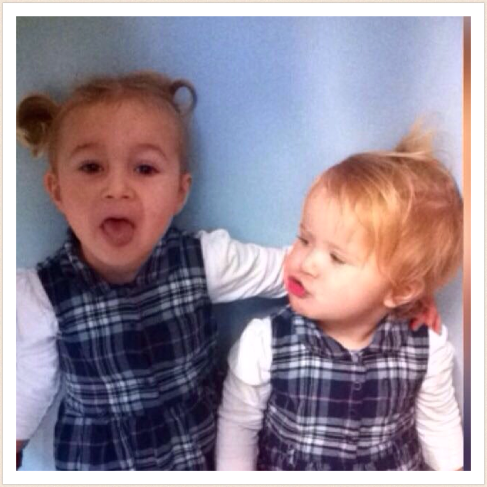 My two beautiful sisters