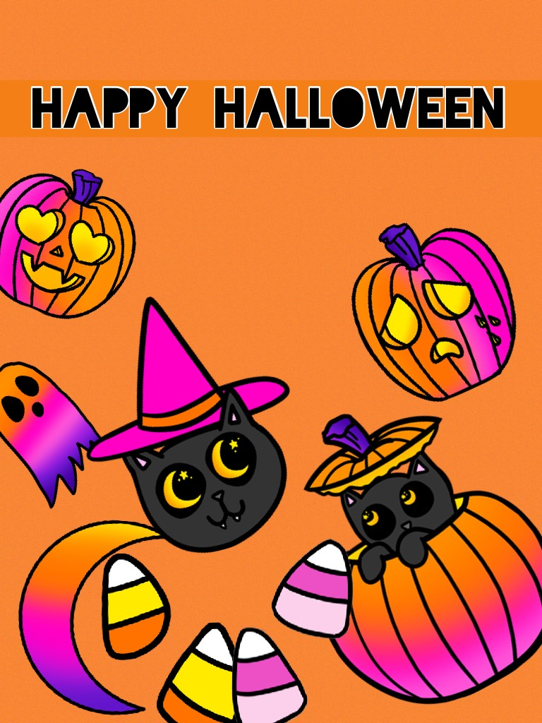 Happy halloween to all of you and