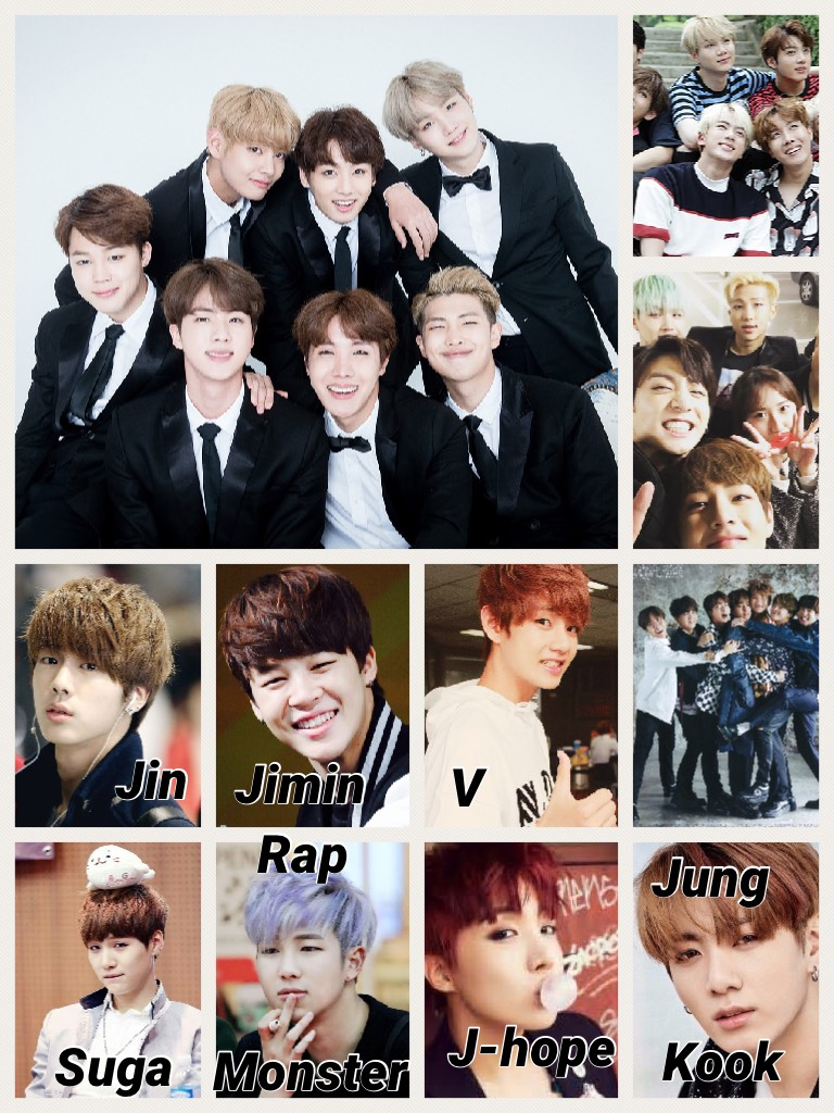 This is for all of the BTS fans out there. Including meh