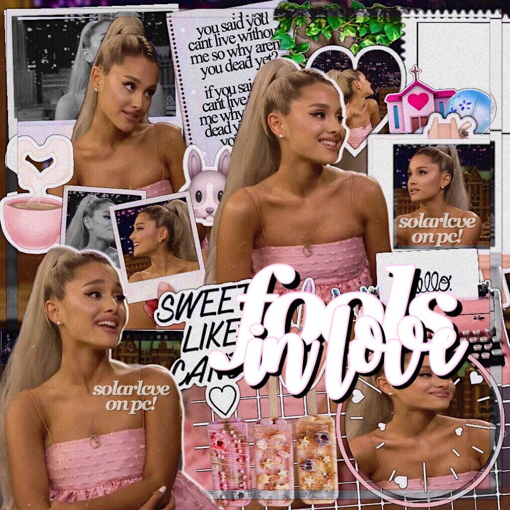 - 🌱 - hey baby luvs! this edit was totally inspired by the talented&gr8 diana!! 💞. more edits coming soon! follow solarlcve for more 💧. also look at my bubblegum pop diva , woah! c:
