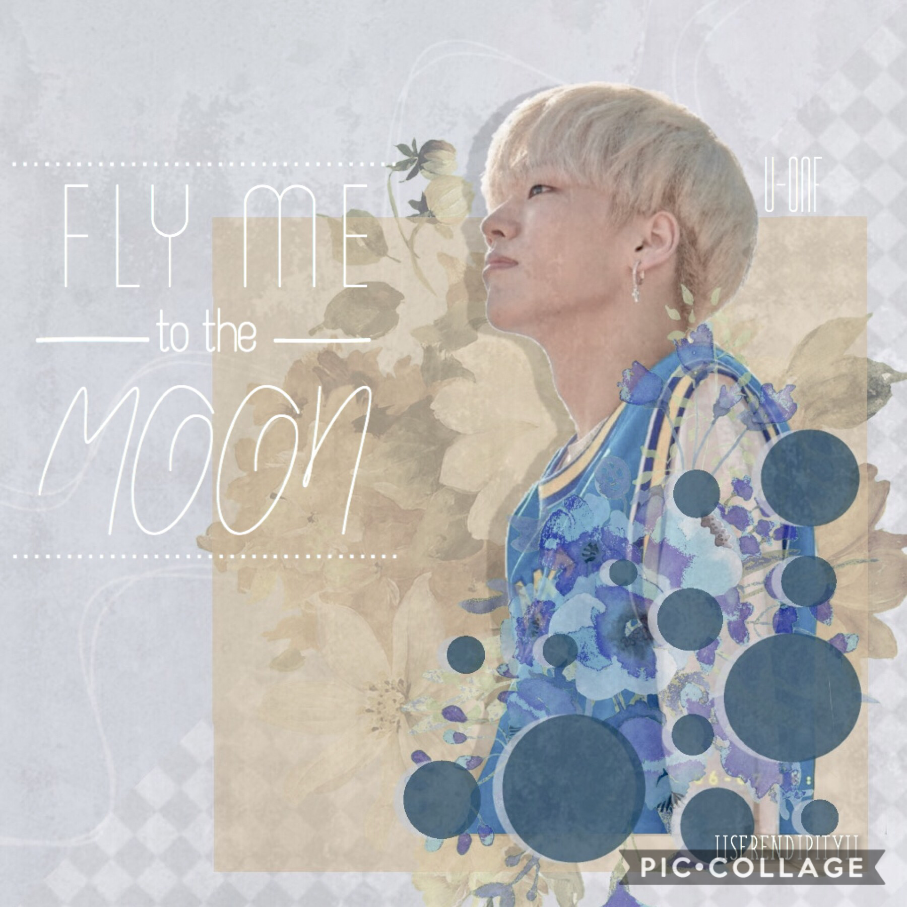 💙💛I CANT STOP LISTENING TO THIS SONG UGHHH💛💙 . . . We like the moon