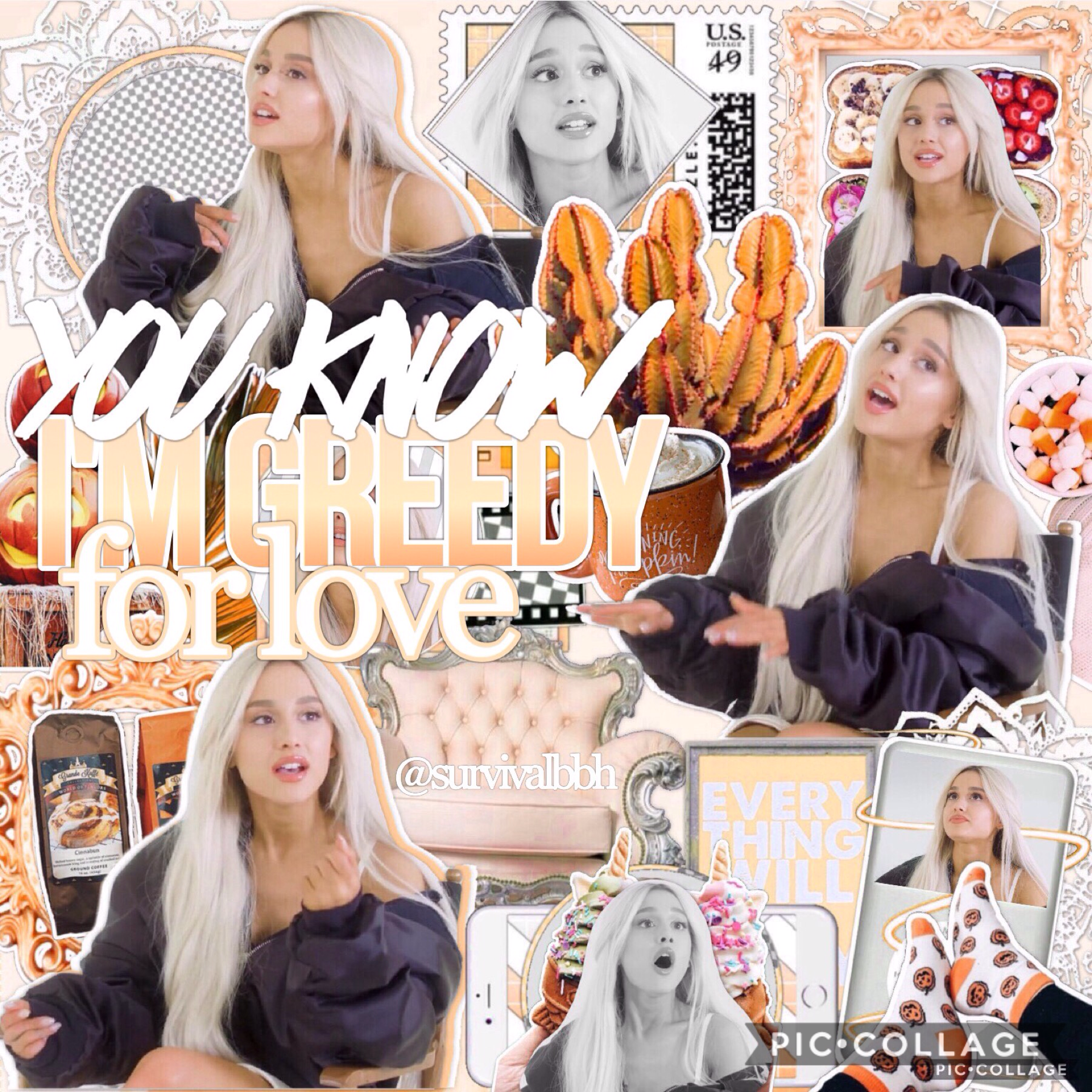 Just to let y'all know, it's fall guys NOT WINTER!!💛💛 anyways i hope you like this collage i made by myself after 3 months, and i'm so proud of it! ✨🙌🏼Let me know what you think in comments xx