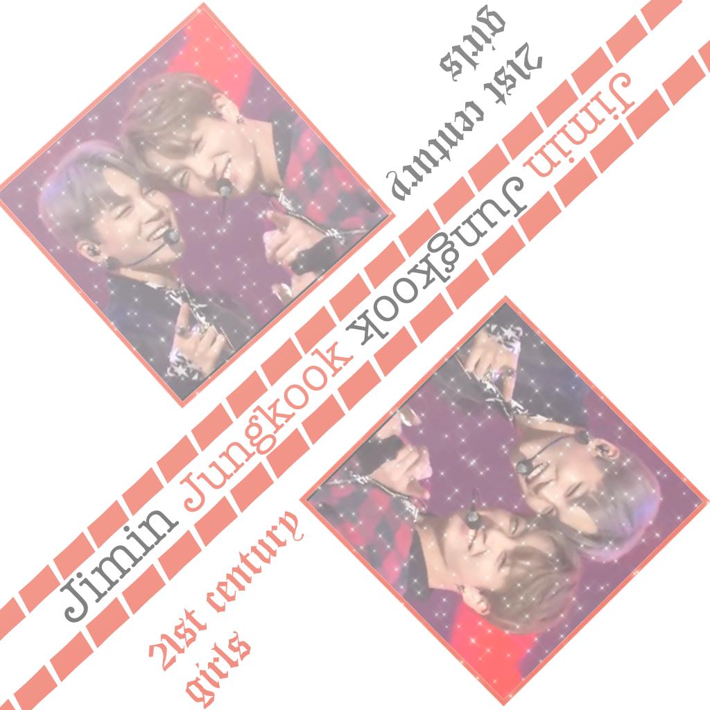 Jikook//Jungkook & Jimin//Cutie~
