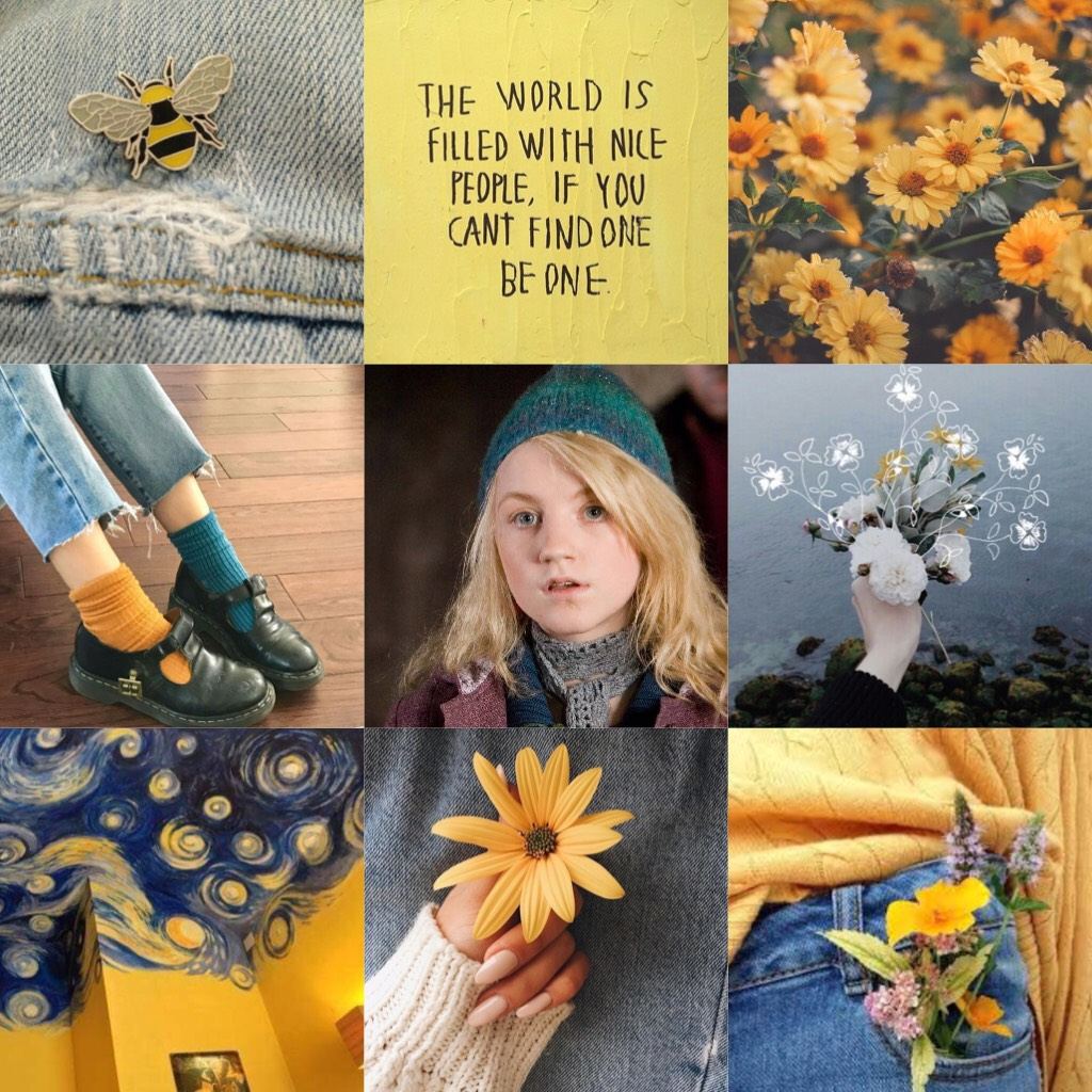 "🌟🌼""Exceptionally Ordinary"" Luna Lovegood🌼🌟"