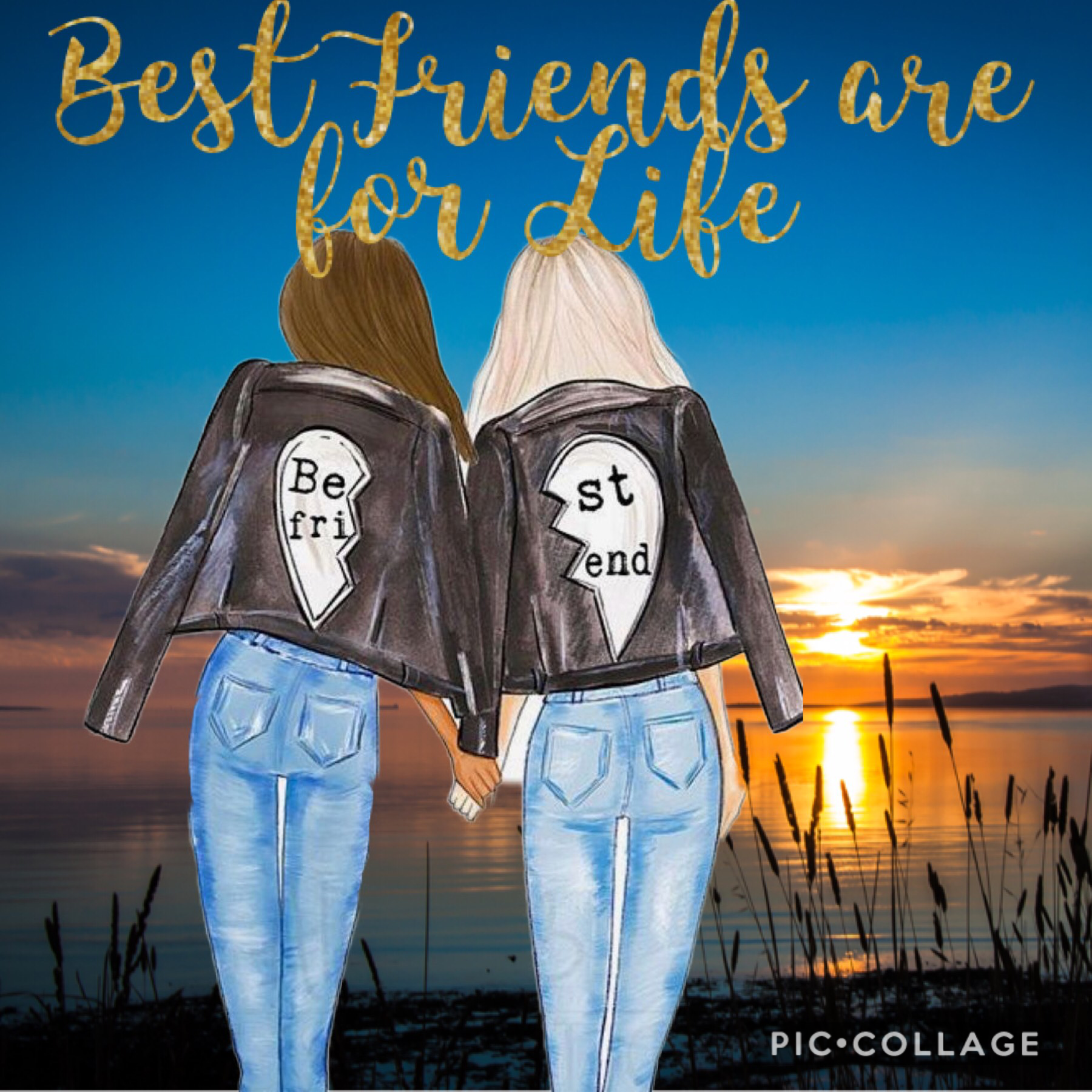 Best Friends are for Life so Savor Every Moment!!