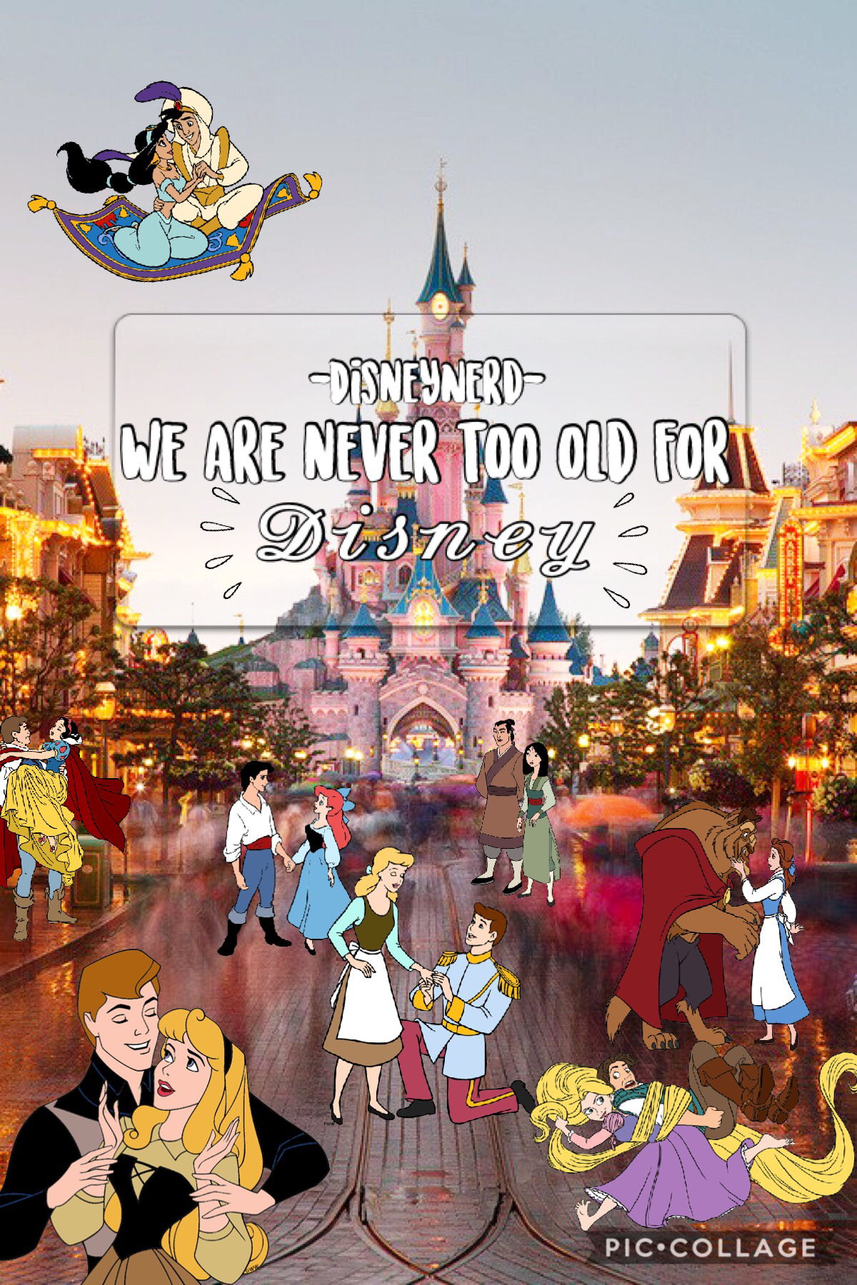 Collage by -DisneyNerd-