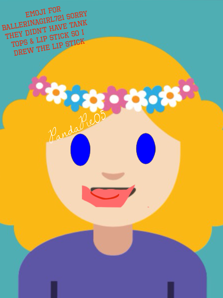 Emoji for... Ballerinagirl721