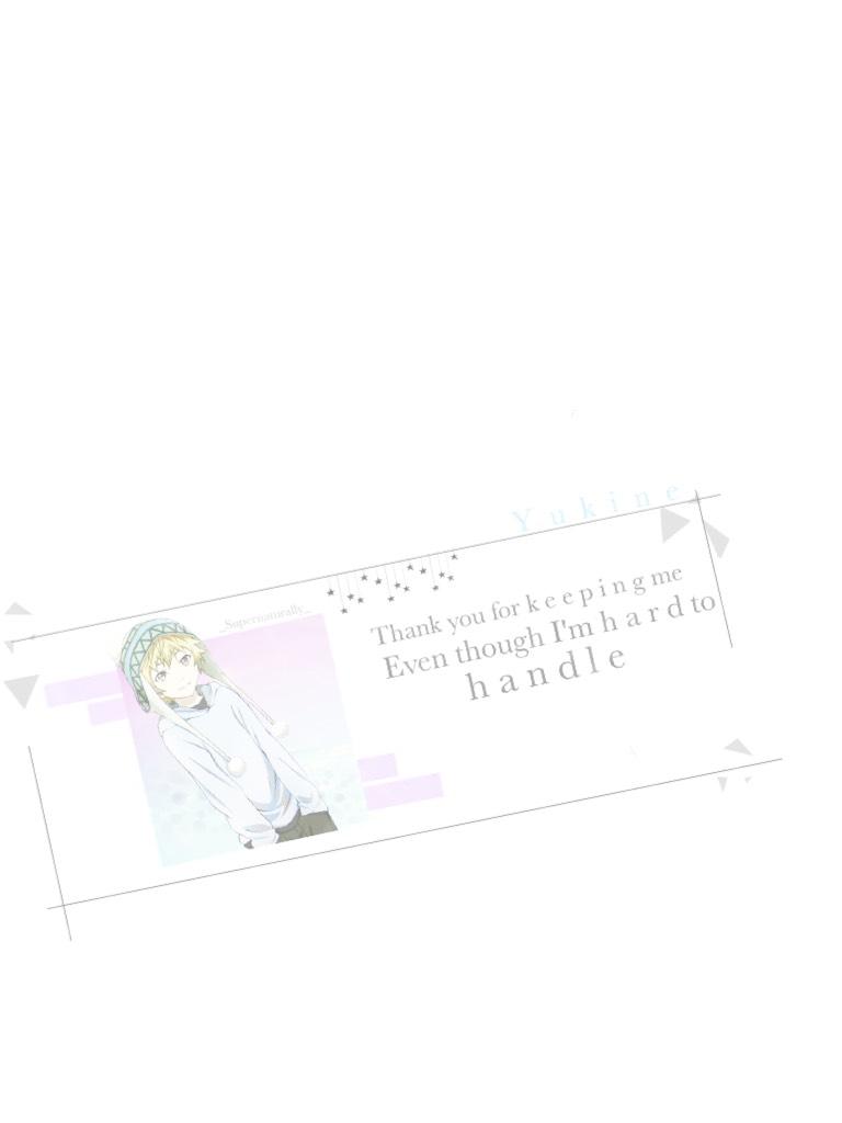 Noragami - Yukine  ugh this is bad