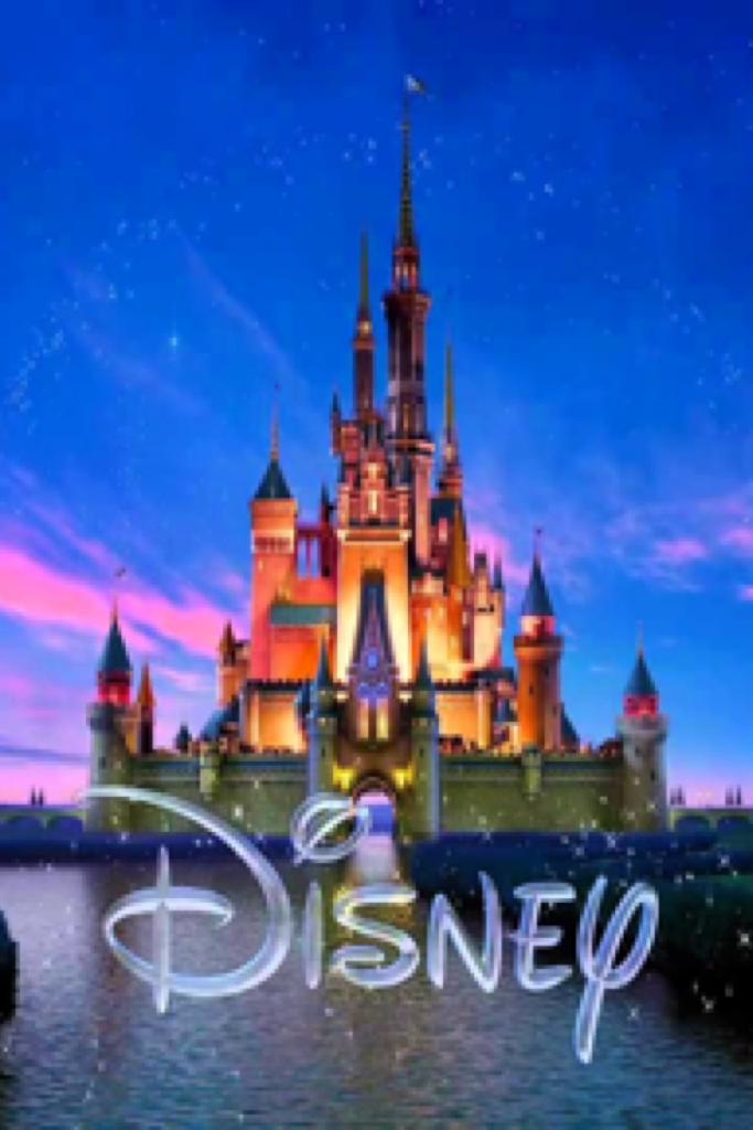 I 💖 Disney!❤️💛💚💙💜💗