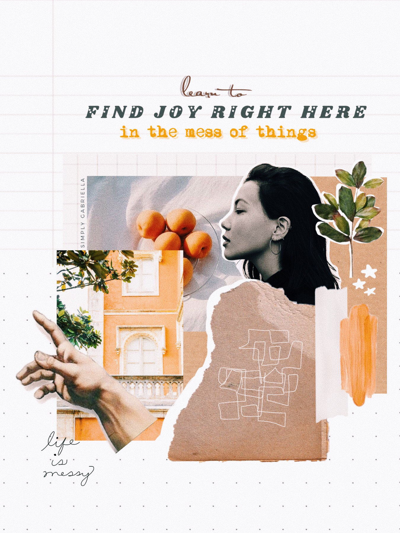 [ t a p ]  heyy hope you're week is going well! this collage was inspired by many different styles on pc, pinterest, etc :) ive had a lot of free time lately because my school is cancelled because of the coronavirus so ive been working on some new collage