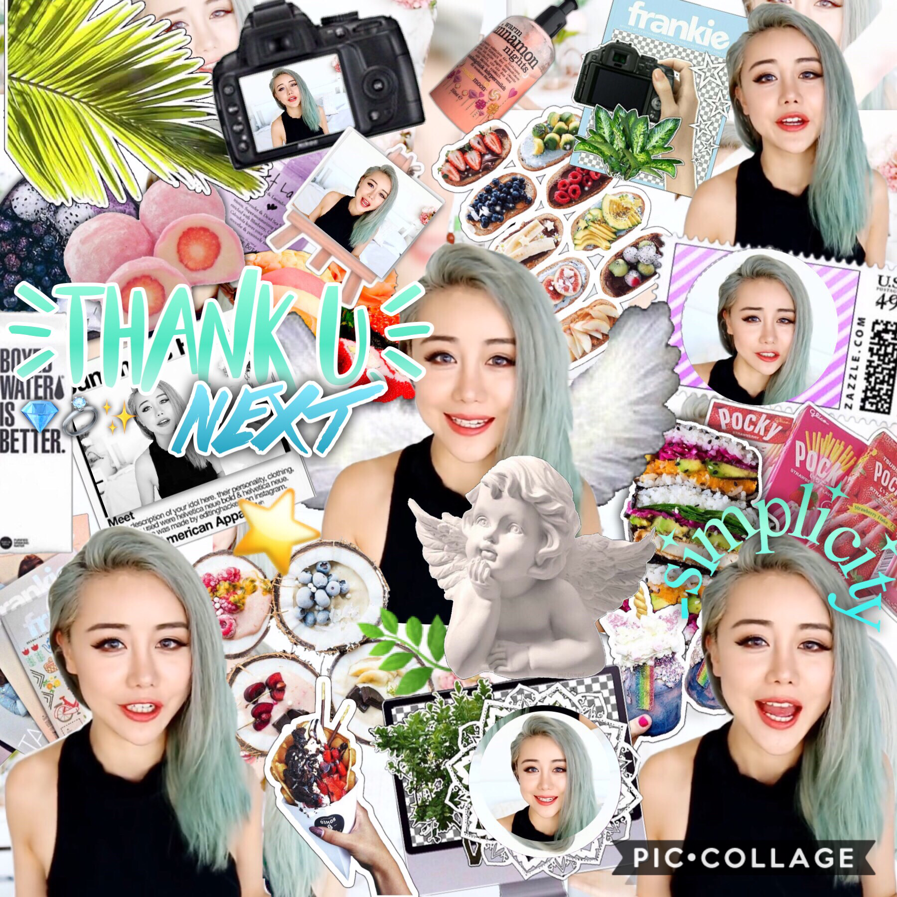 TAP OoF sorry this collage was REALLY rushed. Anyway, this edit is WENGIE!!!!! I think I might do Gabi or Alisha Marie next but who knows🤷🏻♀️ Also I found out that I'm leaving tomorrow in late afternoon so I might post. QOTD: Last song you listened to? A
