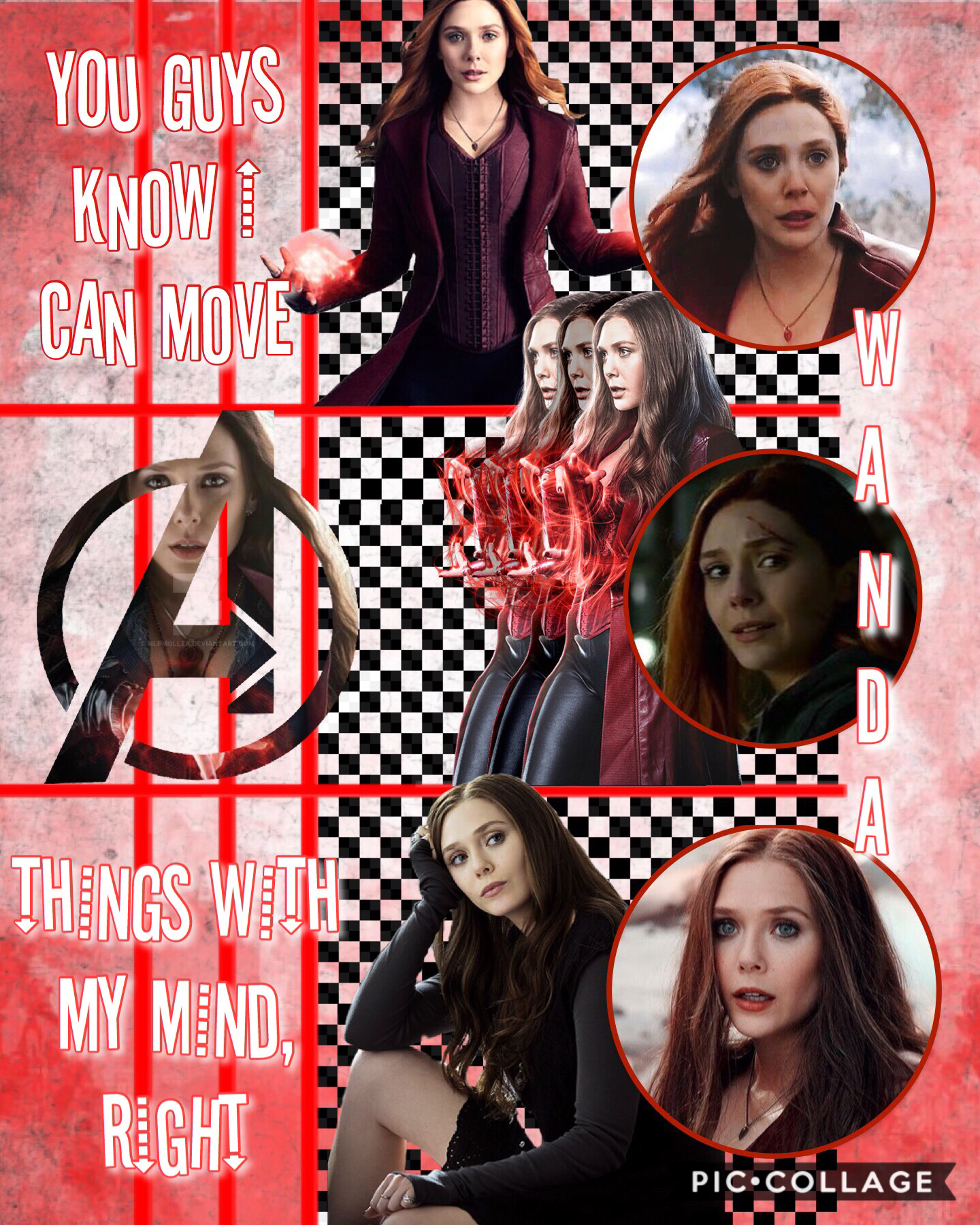 This is a collage dedication to ♥️ HollyParker7  She is literally the BEST and most TALENTED collager and is just so creative and nice!! You guys have to go check out her account ♥️♥️♥️ qotd: favorite marvel character?